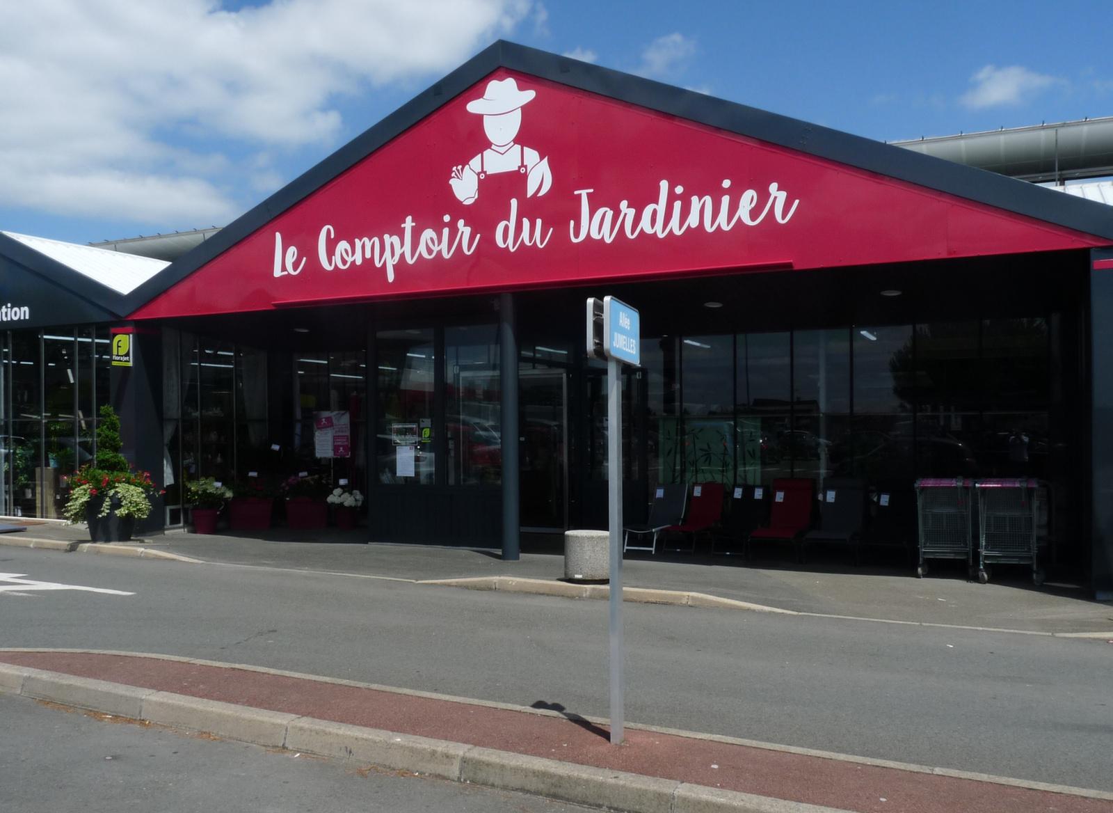 LE COMPTOIR DU JARDINIER
