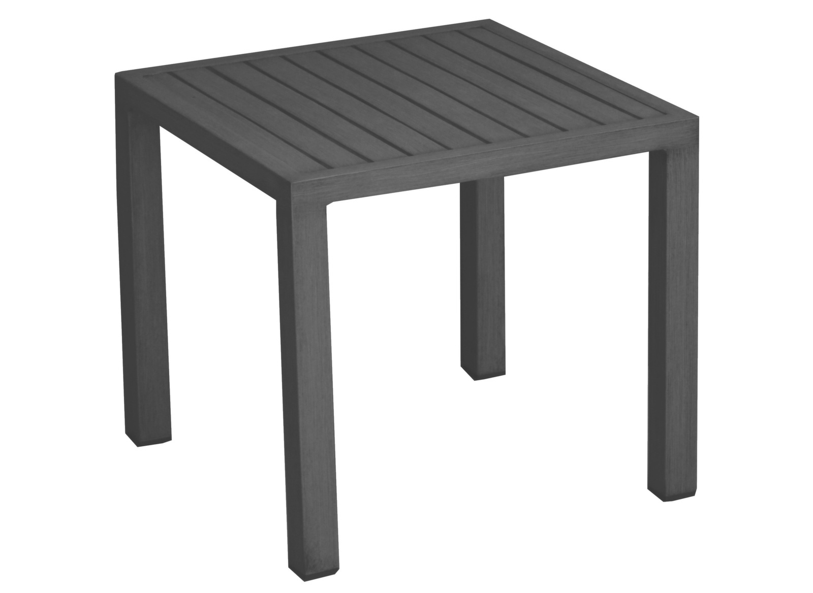 Table basse de jardin carrée 40 cm Lou - Tables basses ...