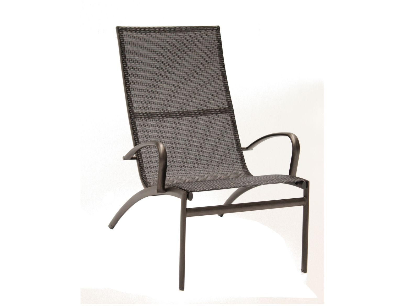 Fauteuil lounge Elégance - Mobilier d\'extérieur Proloisirs