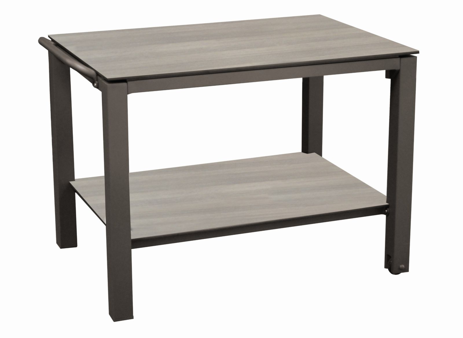 Table Plancha 100 x 70 cm, plateau Trespa®