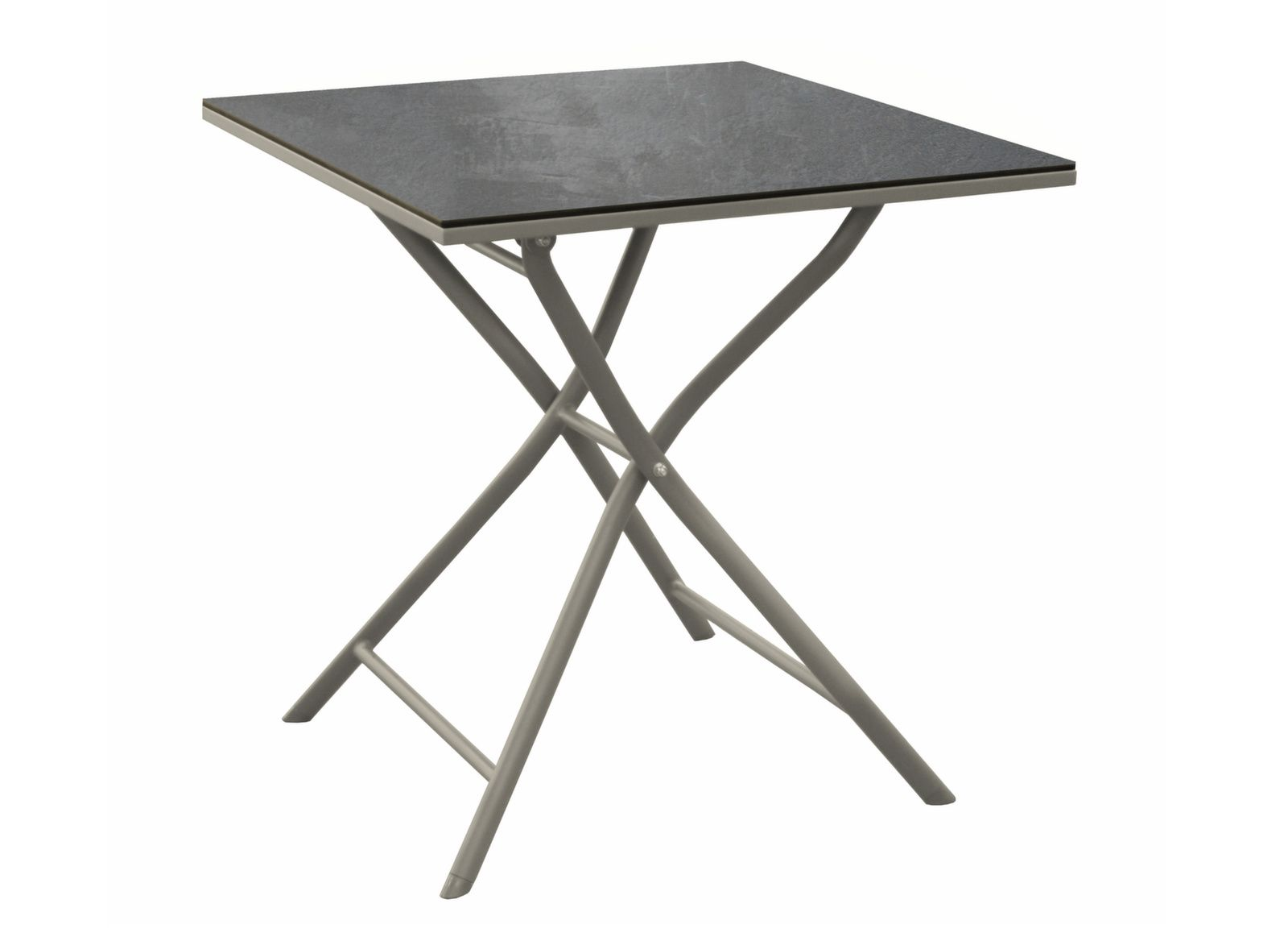 table carr e azuro 70cm plateau arpa table de jardin proloisirs. Black Bedroom Furniture Sets. Home Design Ideas