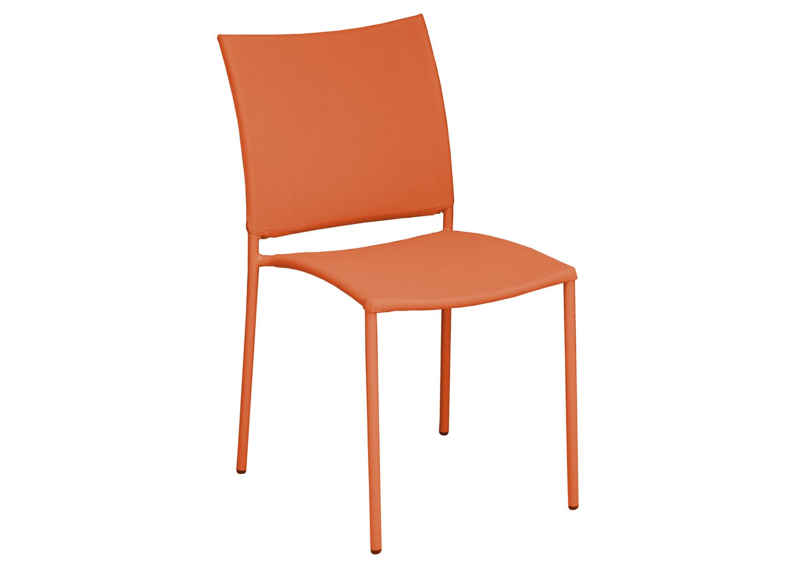 Chaise globe empilable meuble d 39 ext rieur par proloisirs - Chaise de jardin empilable ...