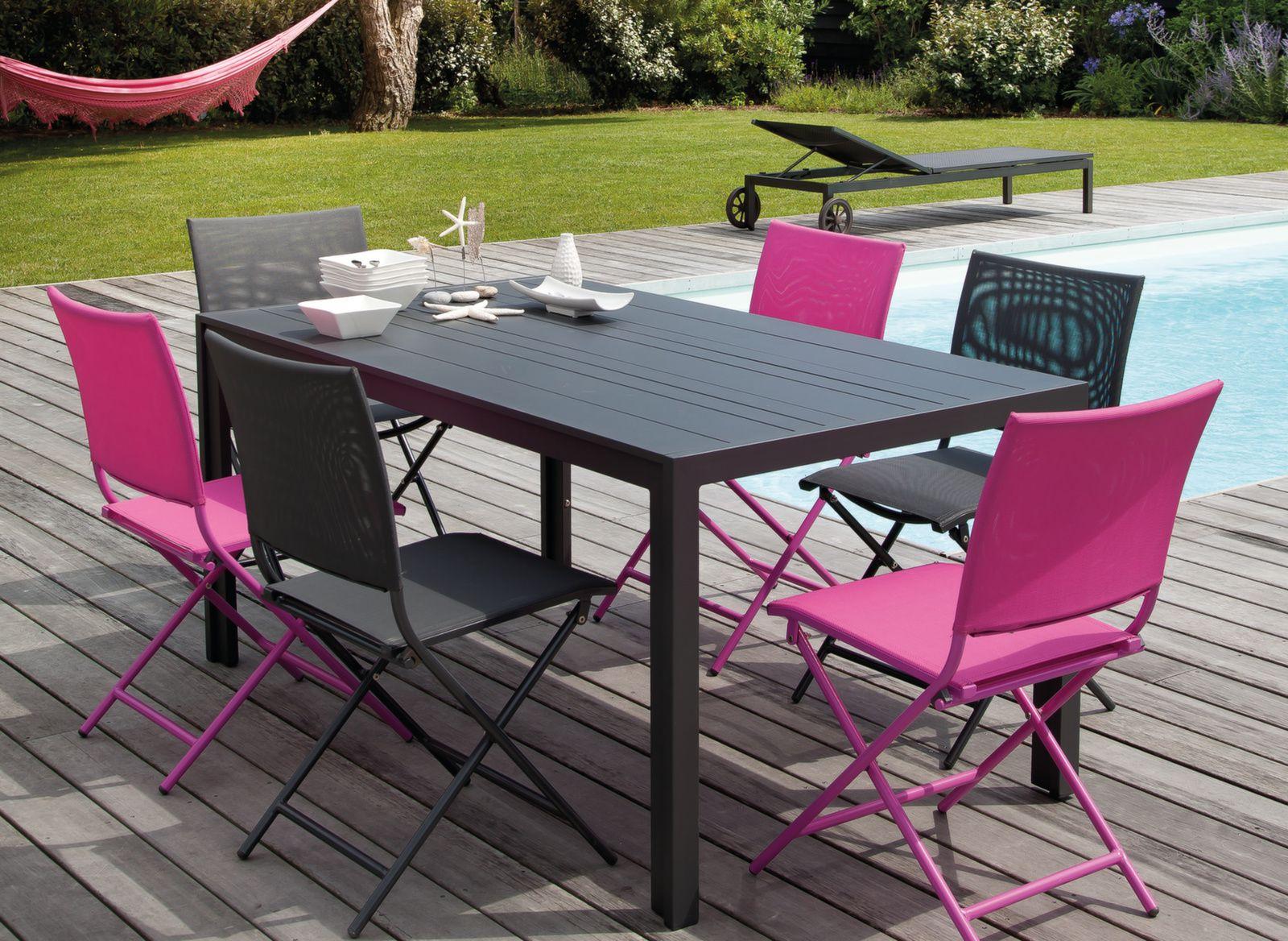 Chaise de jardin Globe - Meuble extérieur par Proloisirs