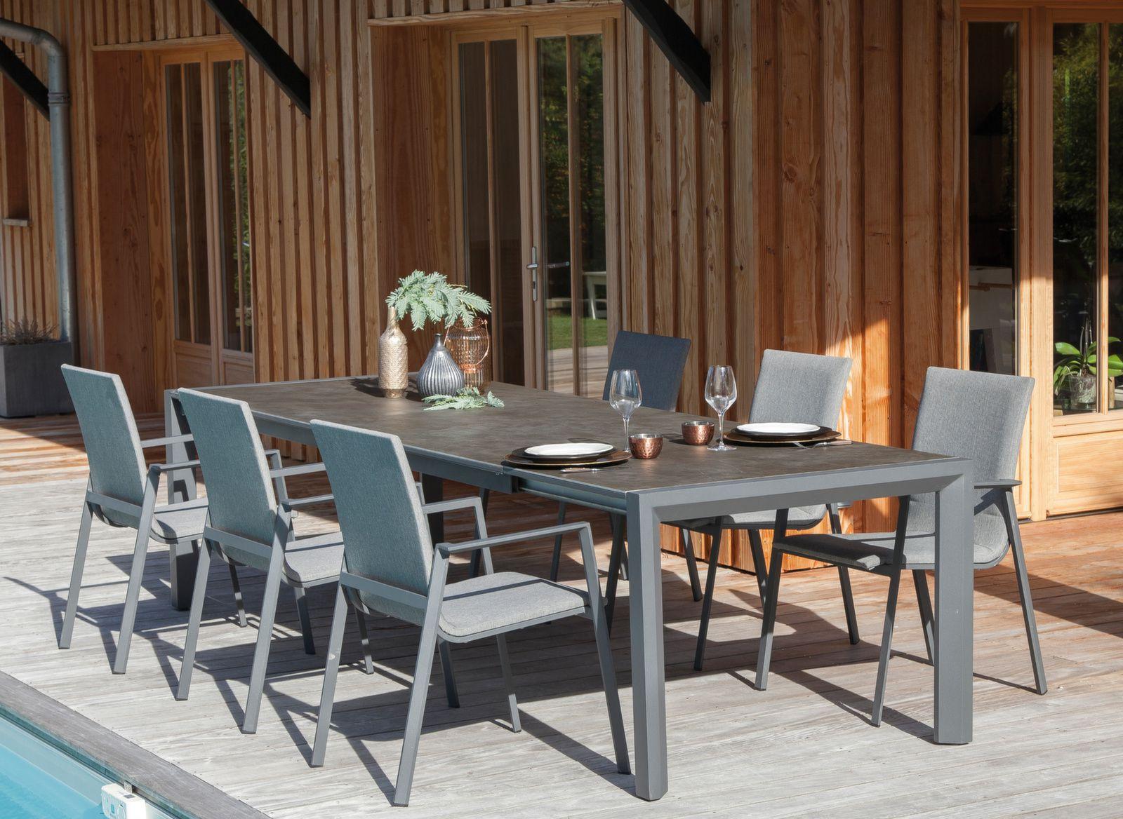 Fauteuil Nova - Chaises et fauteuils de jardin - Salon de jardin ...