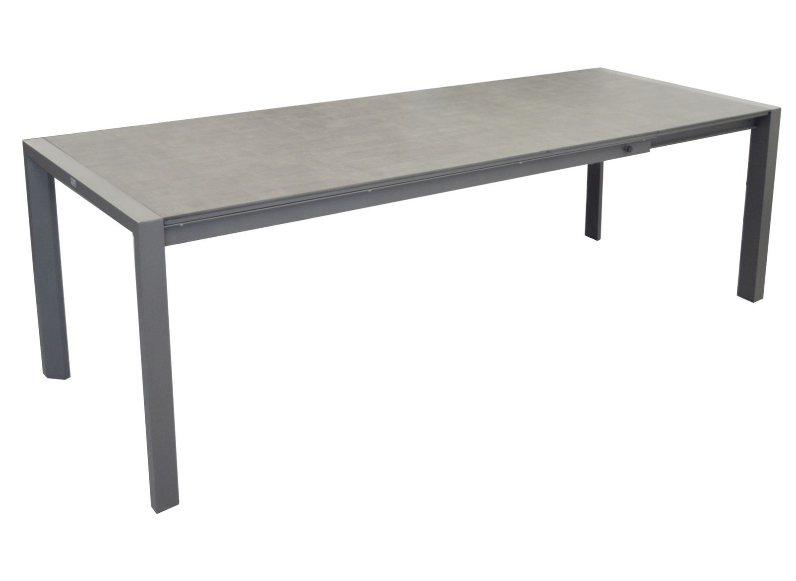 Table Milo 190/260 cm, plateau Trespa®