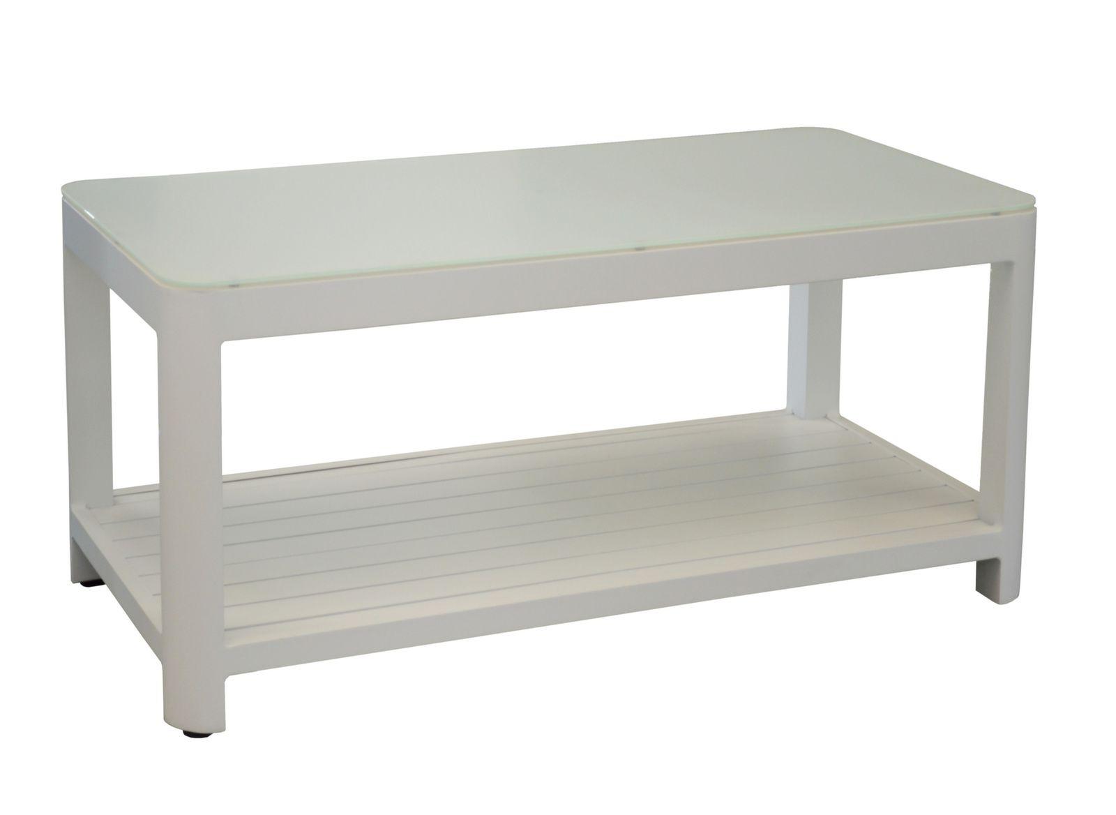 table basse z bra 120 x 60 cm plateau verre tables. Black Bedroom Furniture Sets. Home Design Ideas
