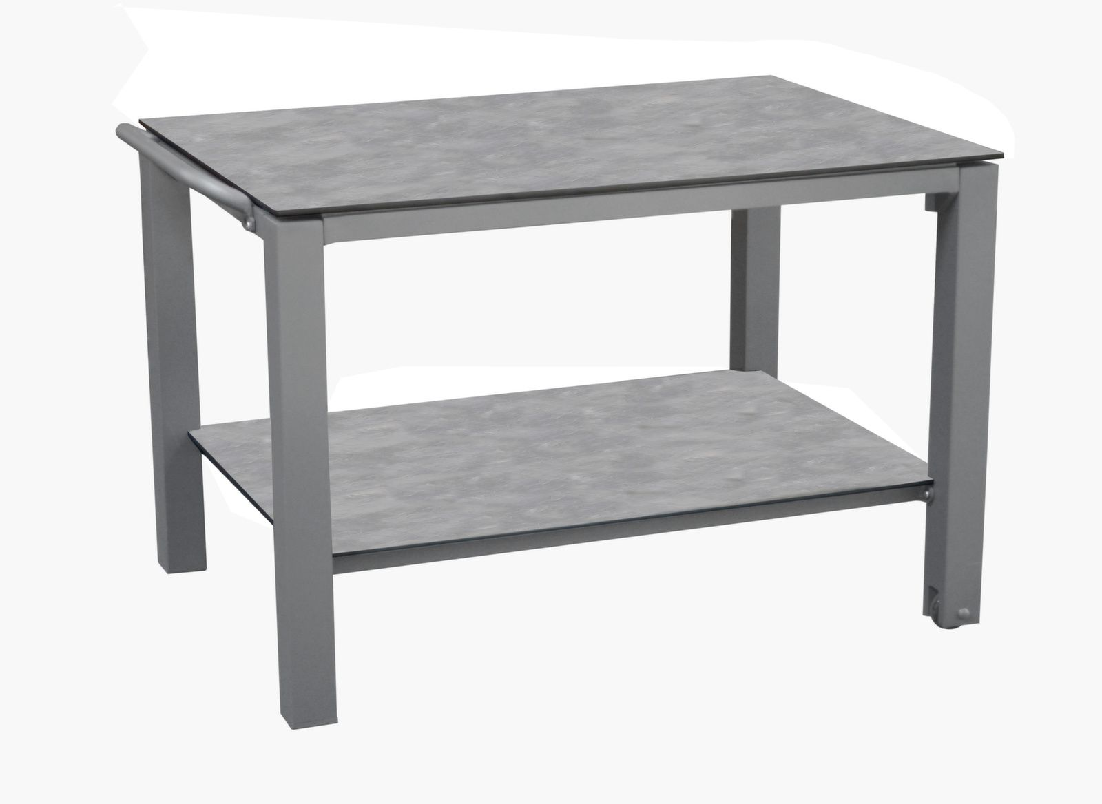 Table Plancha 100 x 70 cm, plateau Arpa