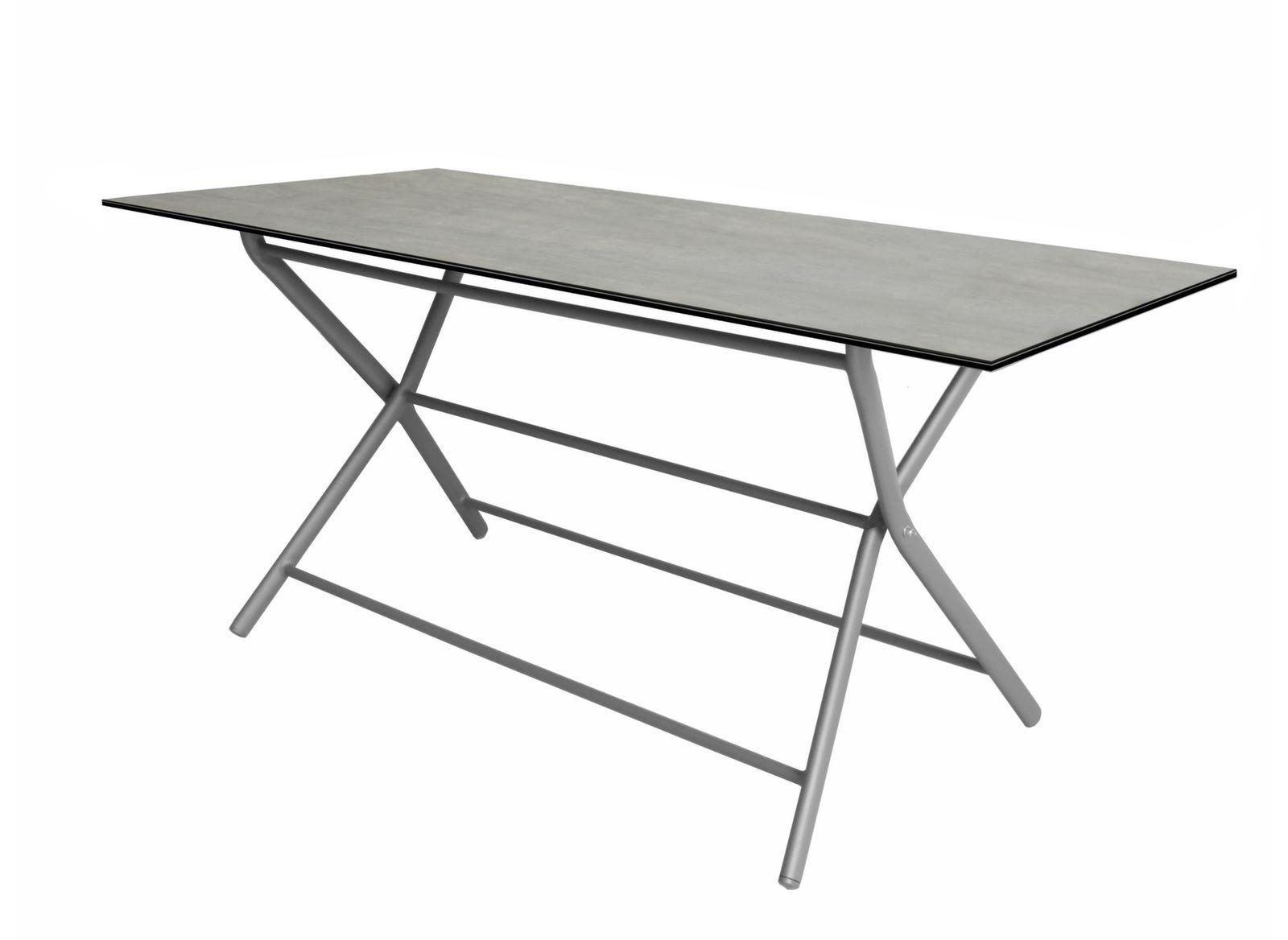 Table Azuro 160x78 cm, Plateau Arpa