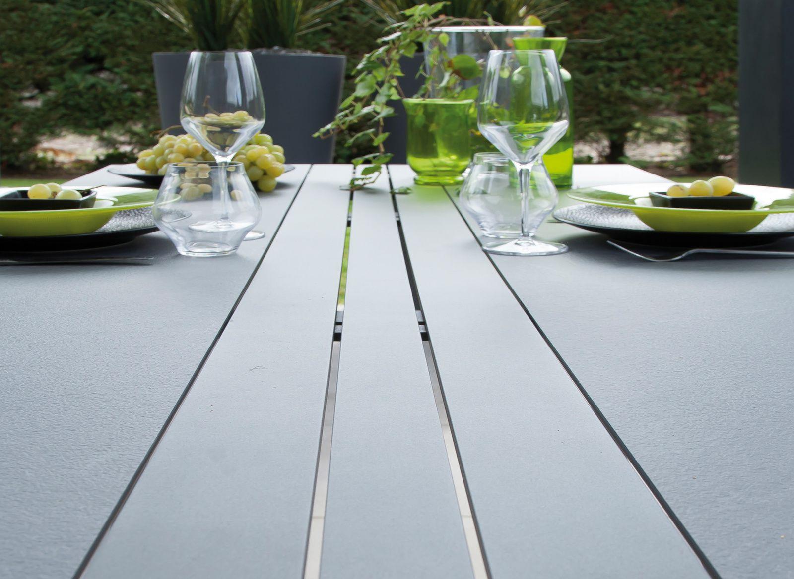Table Galice 205 cm, Plateau Arpa