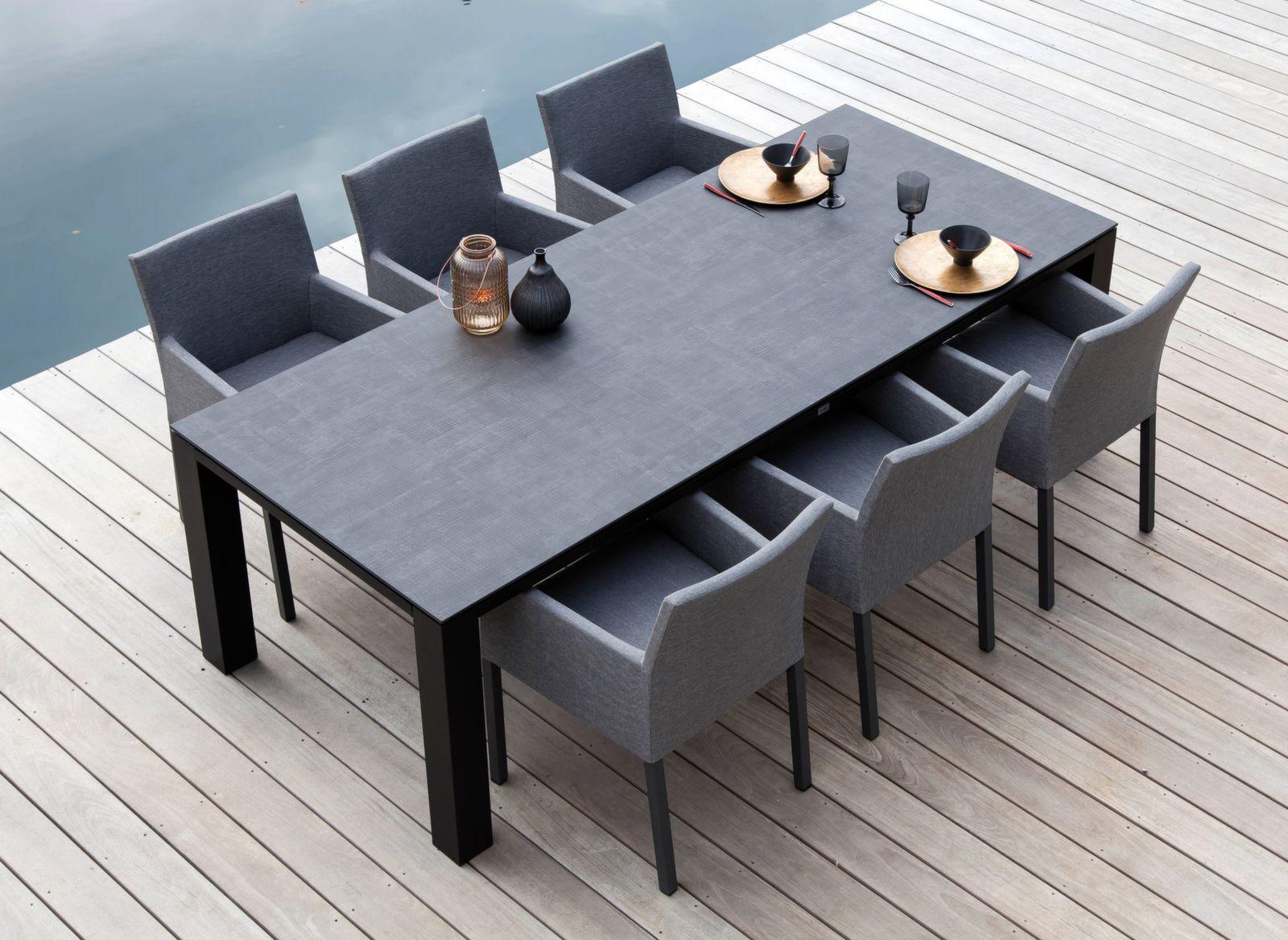 mobilier de jardin en ligne meubles de jardin design proloisirs. Black Bedroom Furniture Sets. Home Design Ideas