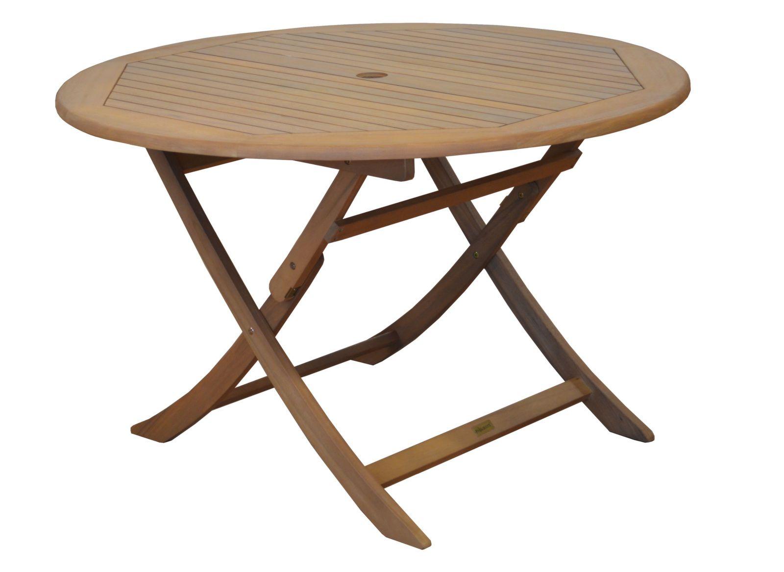 table de jardin ronde sophie 120cm gamme aliz proloisirs. Black Bedroom Furniture Sets. Home Design Ideas