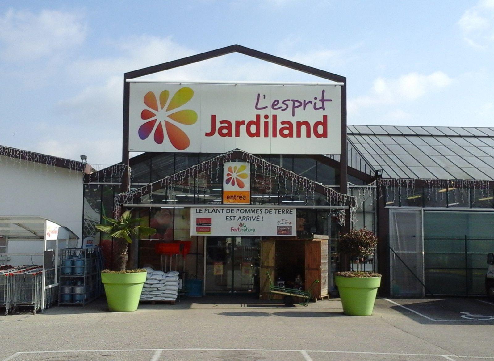 L'ESPRIT JARDILAND µ