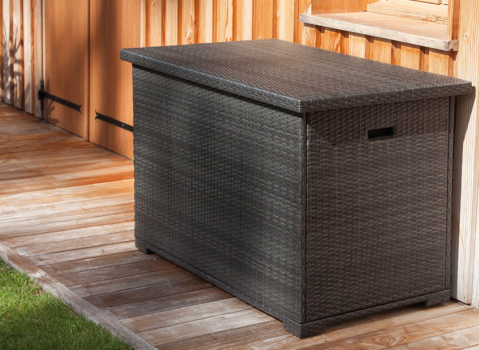 coffre de rangement victoria accessoire de jardin. Black Bedroom Furniture Sets. Home Design Ideas