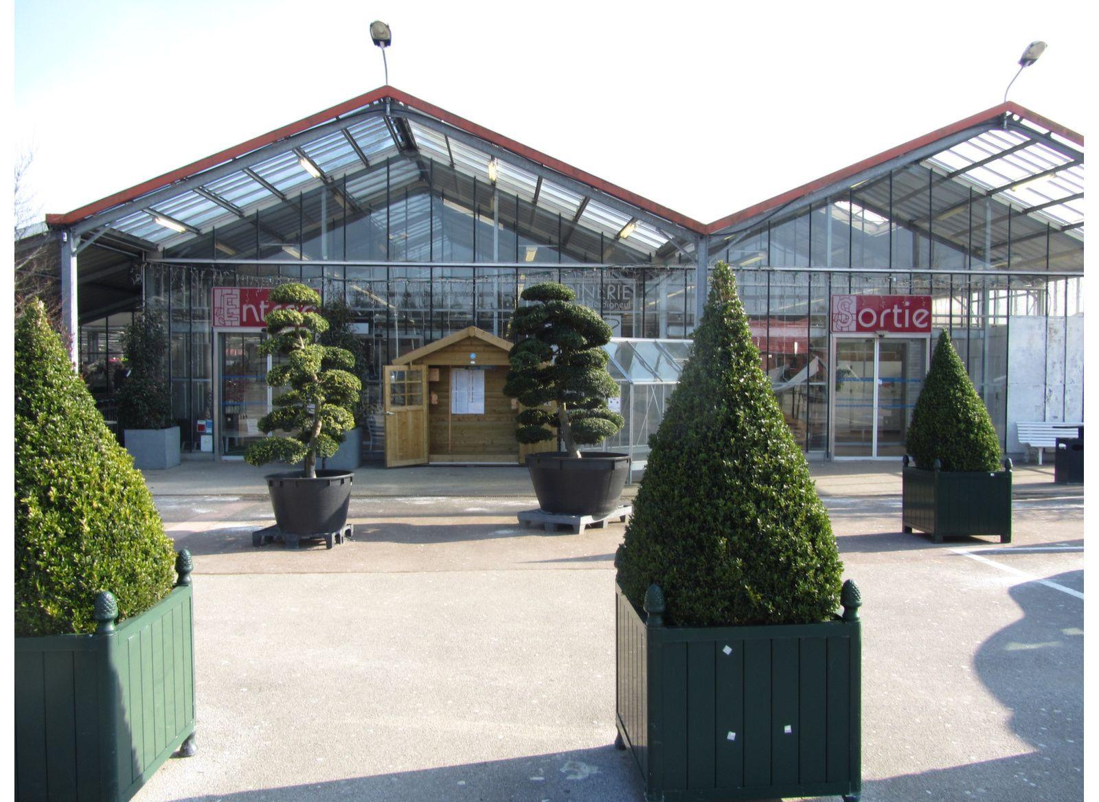 Jardinerie A Hesdigneul Les Boulogne 62 360 Pas De Calais