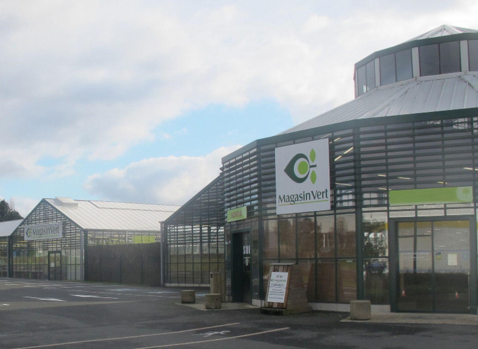 Magasin Vert LANNION - LANNION - Côtes d\'Armor