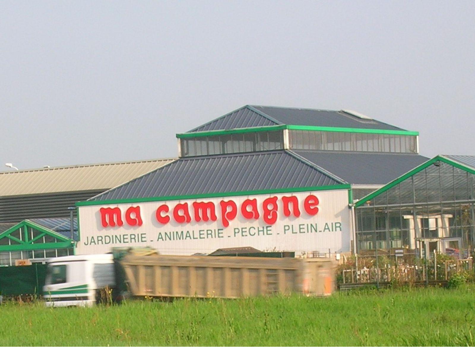MA CAMPAGNE MURS ERIGNE
