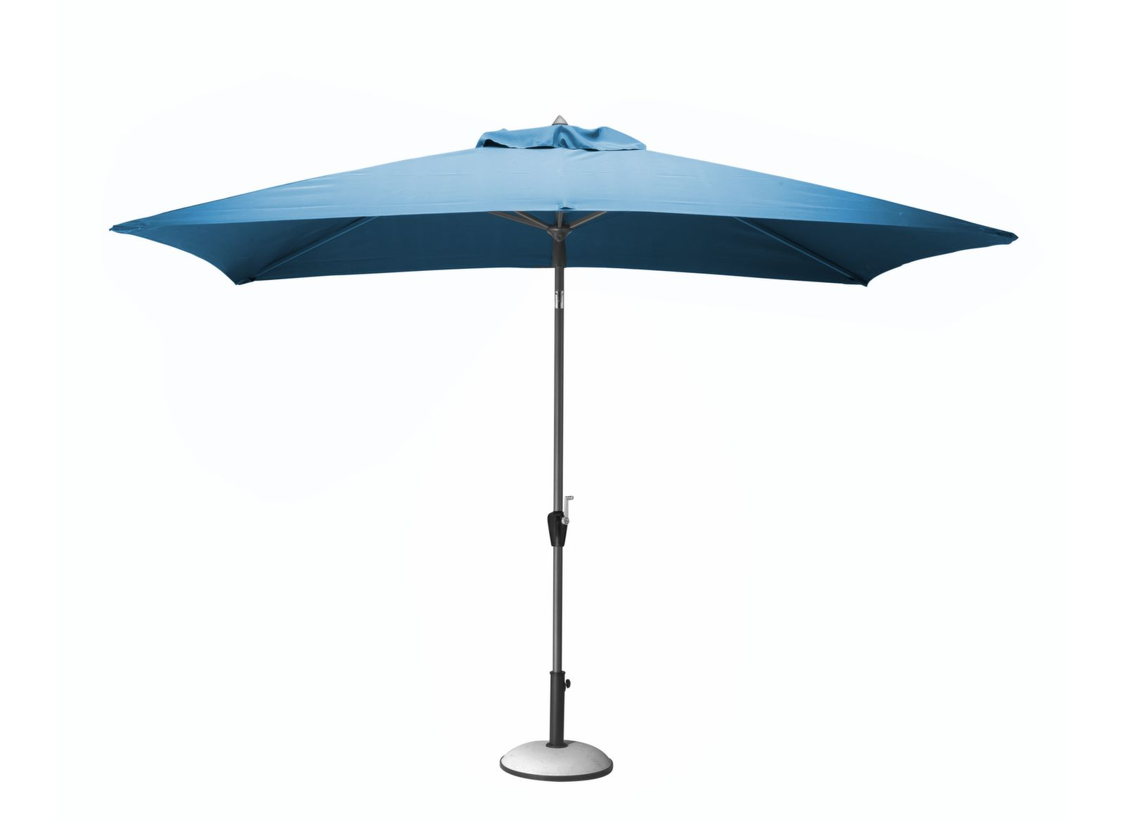 parasol rectangulaire 3x2m manivelle parasol aliz proloisirs. Black Bedroom Furniture Sets. Home Design Ideas