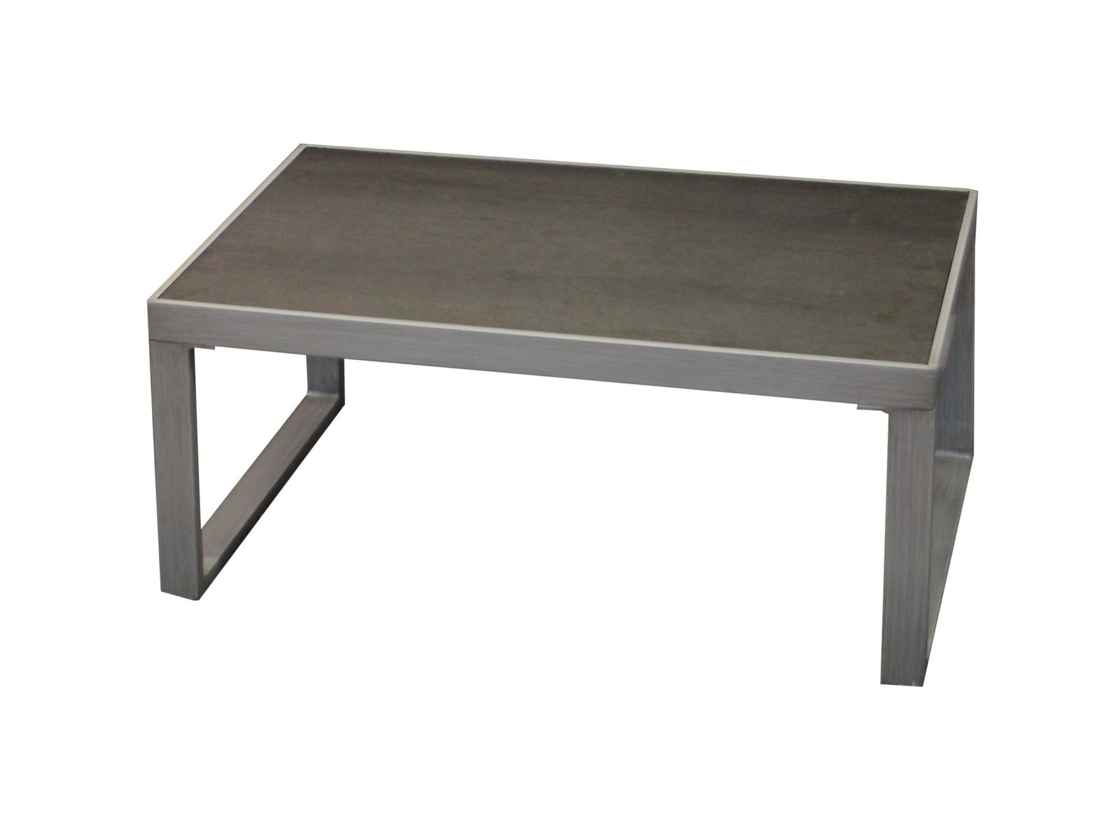 table basse manhattan plateau c ramique tables basses de jardin. Black Bedroom Furniture Sets. Home Design Ideas