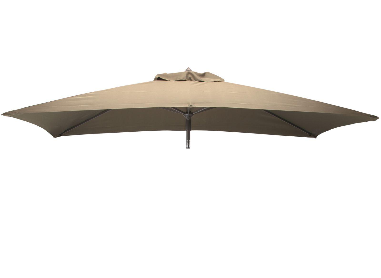 toile de remplacement parasol 3x2m mobilier de jardin proloisirs. Black Bedroom Furniture Sets. Home Design Ideas