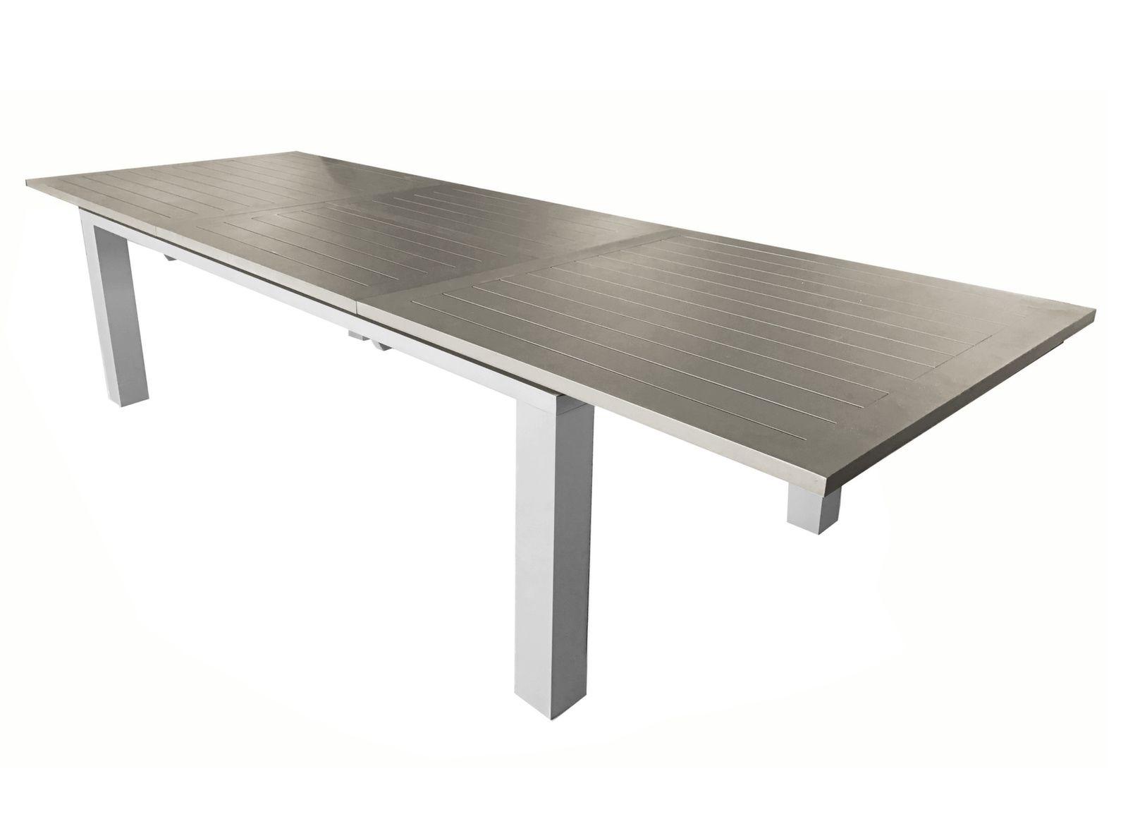 Table Elisa 180/240 cm (Finition Epoxy)