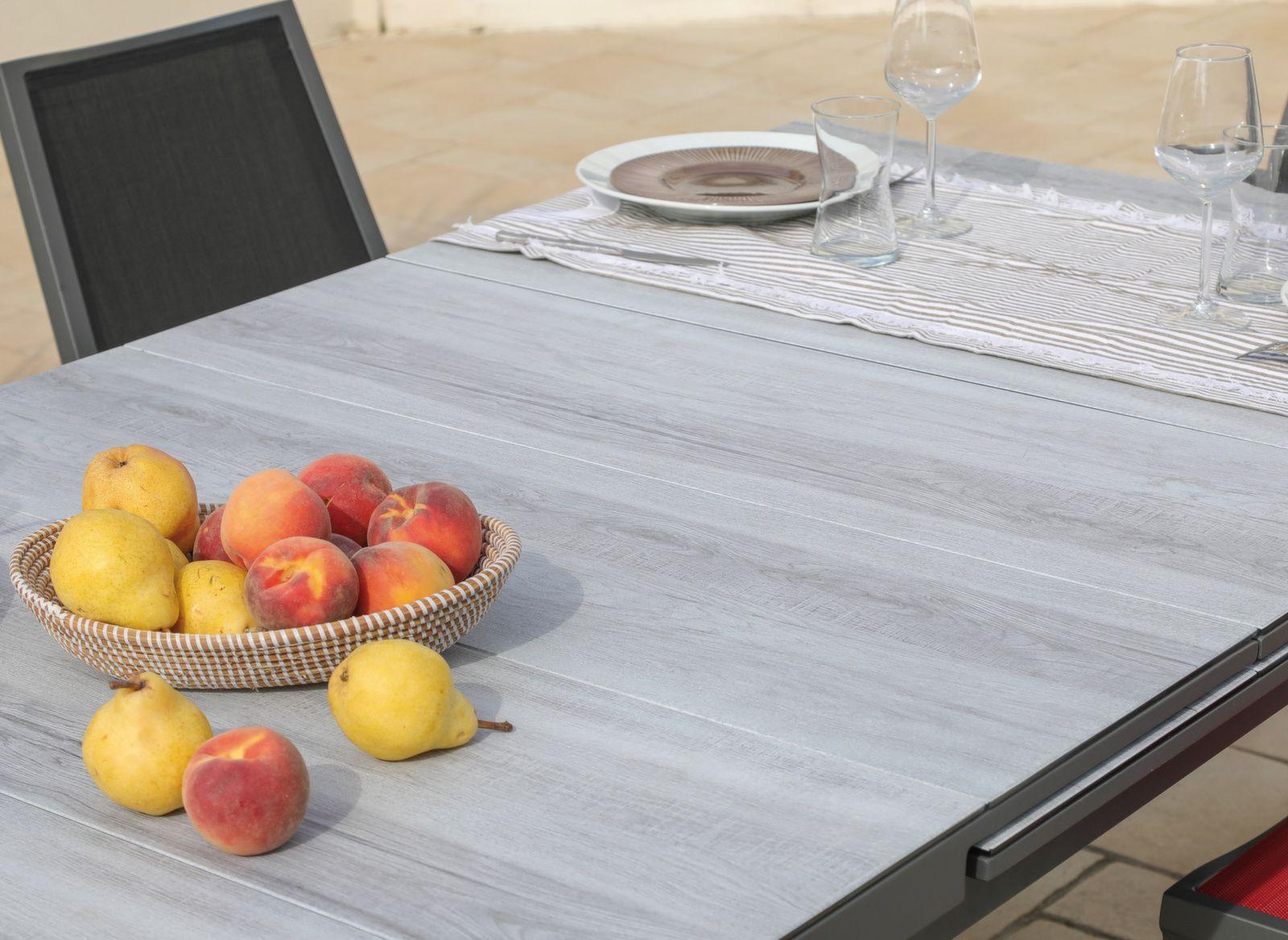 Table Tavera 180/240 cm