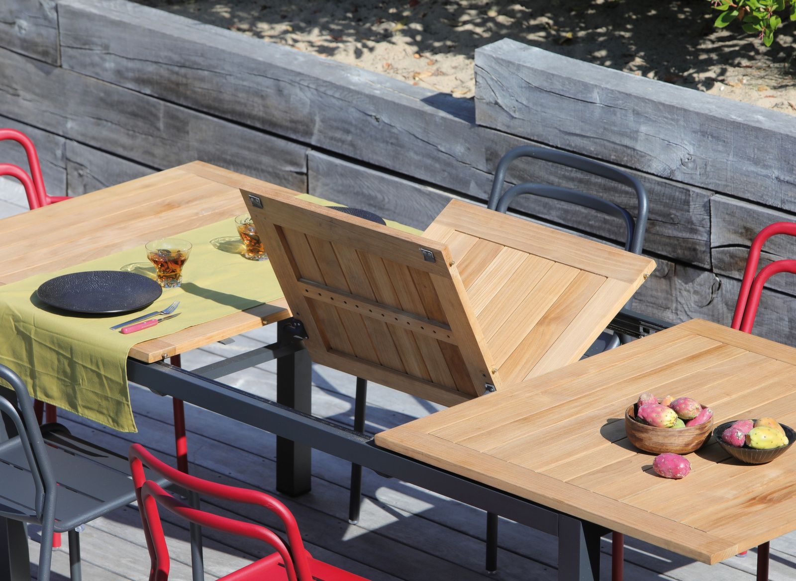 Table Tempo 180/240 cm