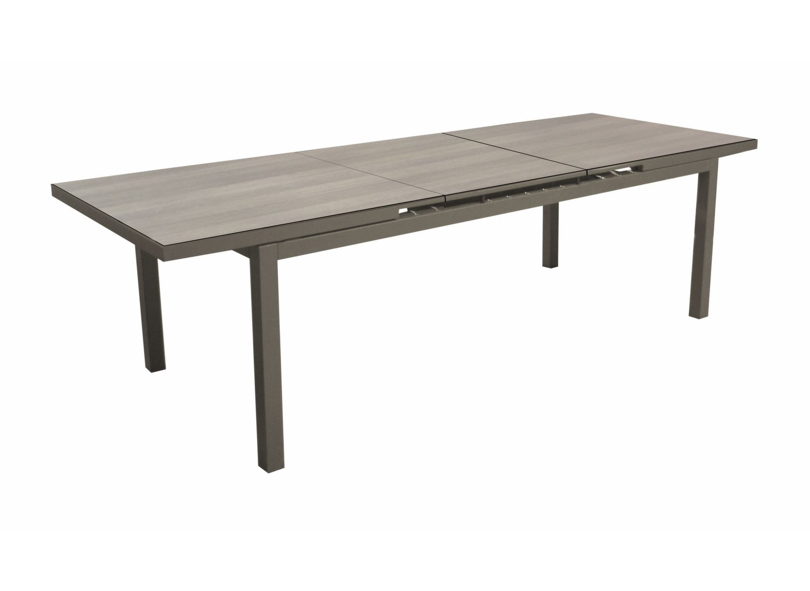 Table Téramo 180/235 cm, plateau Trespa®