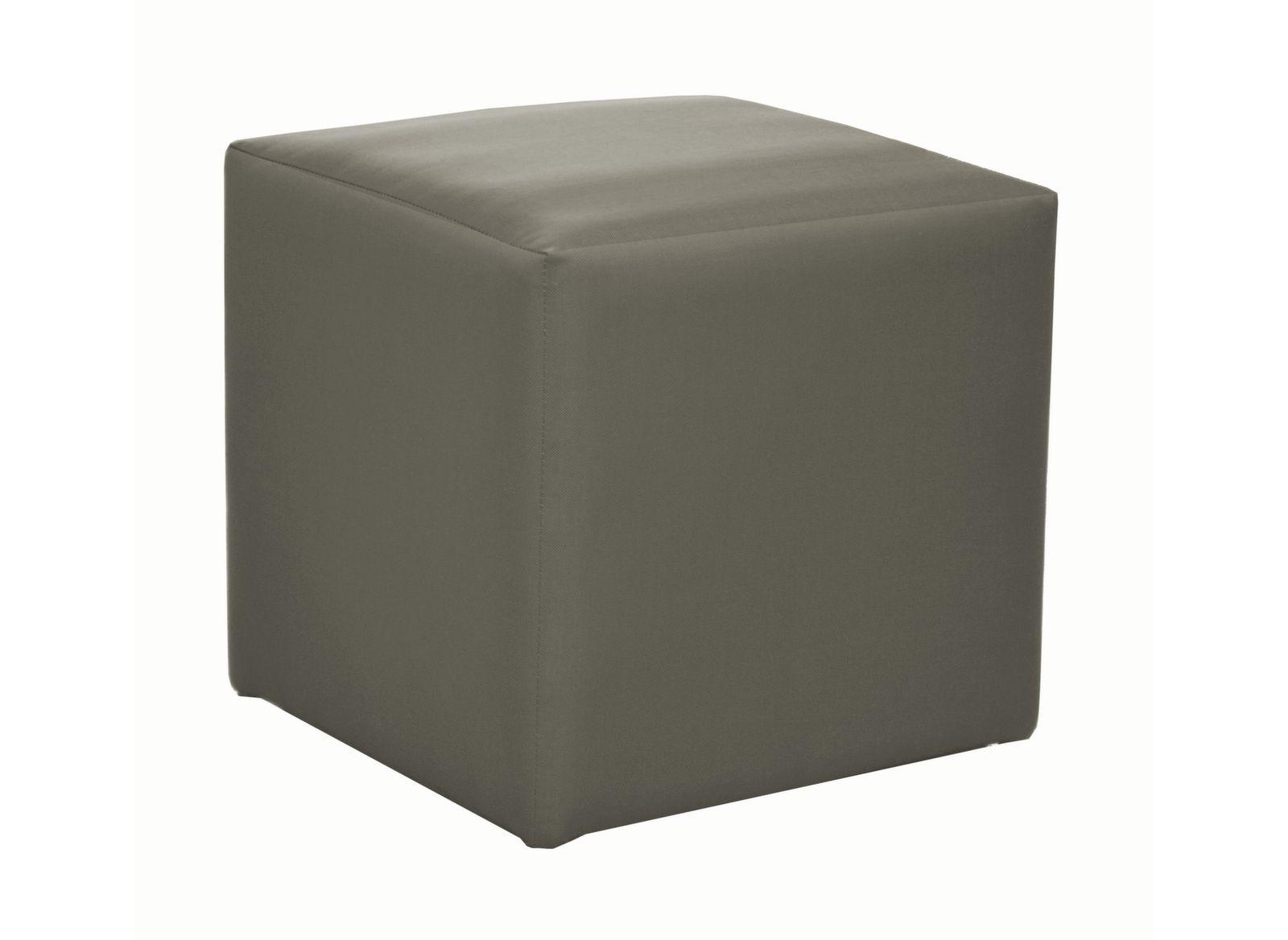 Tabouret pouf Cub