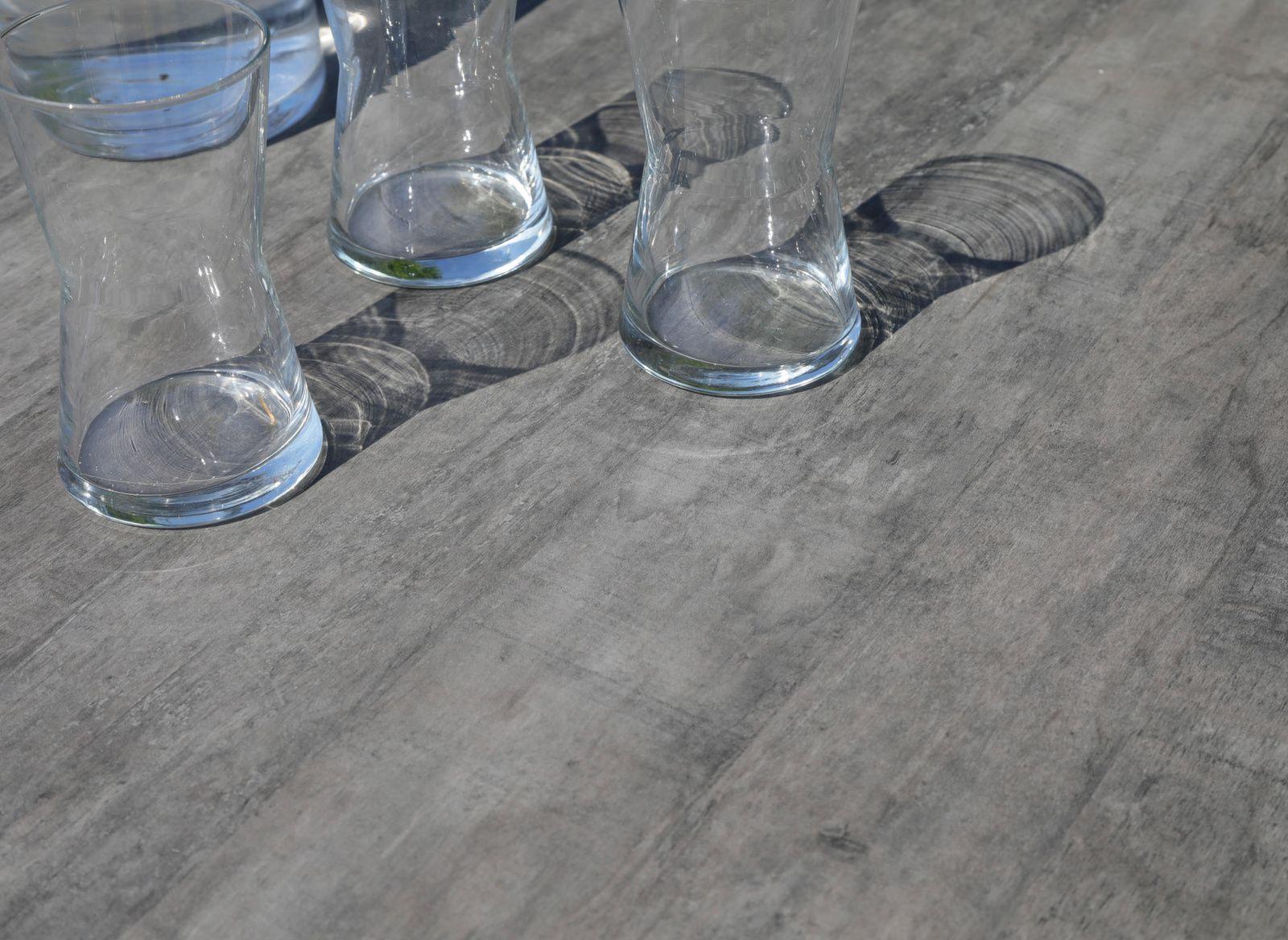 Table Asola 210 cm, plateau Trespa®