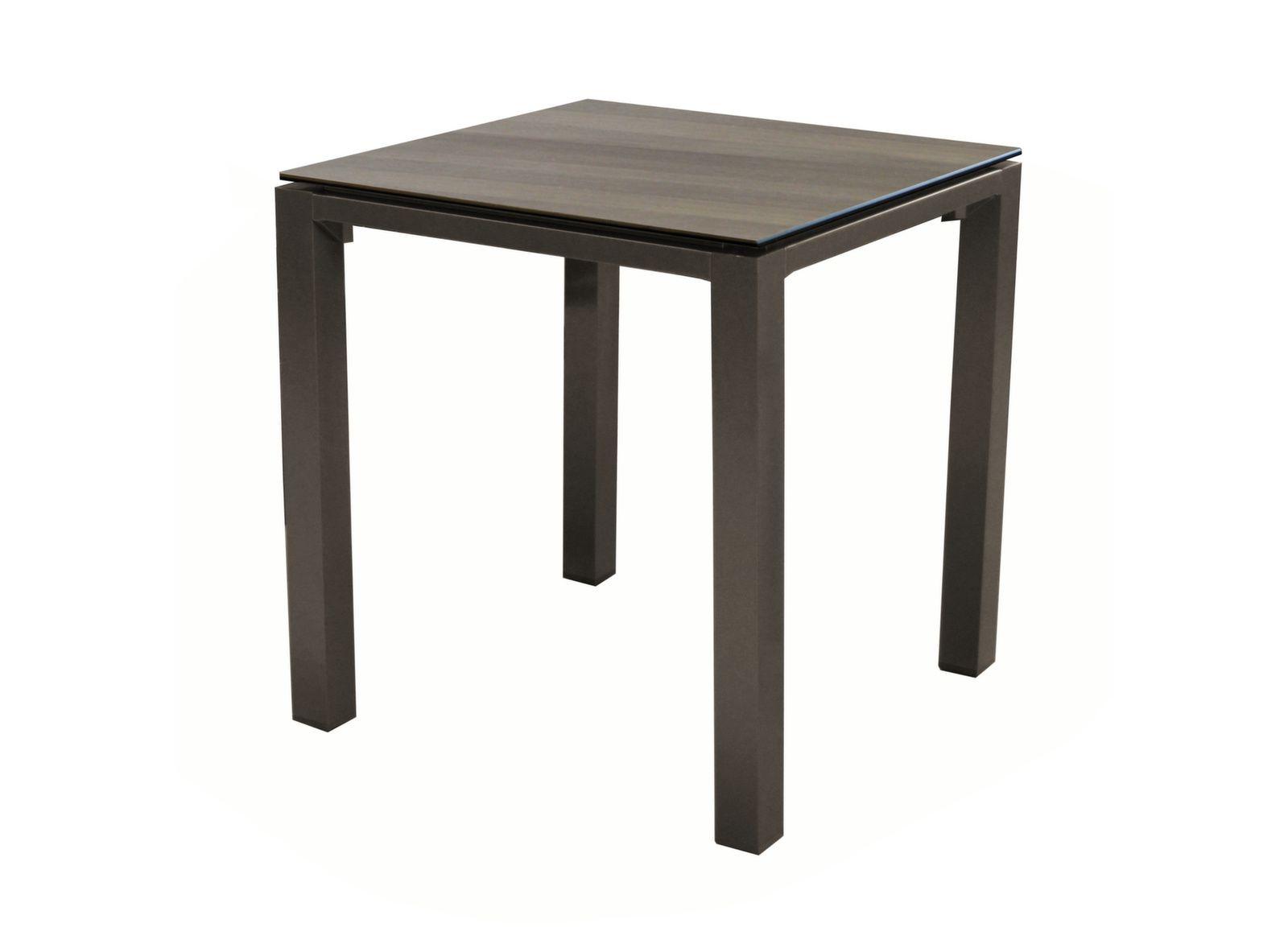 Table Stonéo 90 cm plateau Trespa®