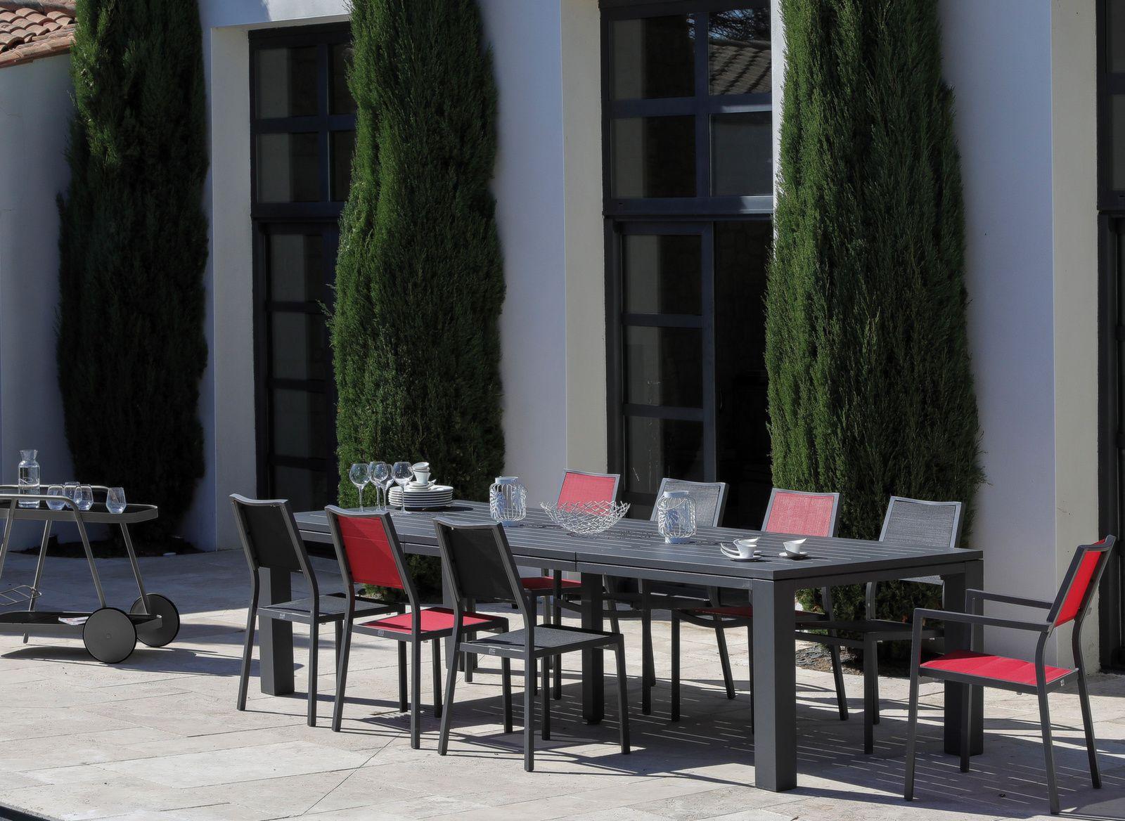 Table de Jardin en Soldes - Tables extensibles - Proloisirs