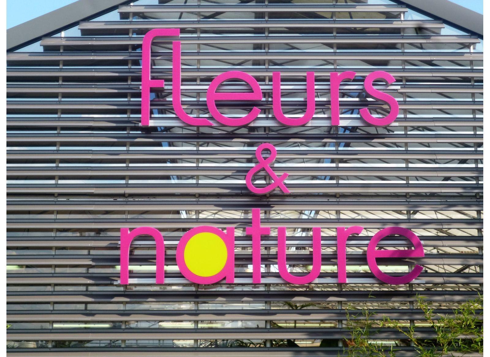 Jardinerie Fleurs et Nature à Montbrison, Loire