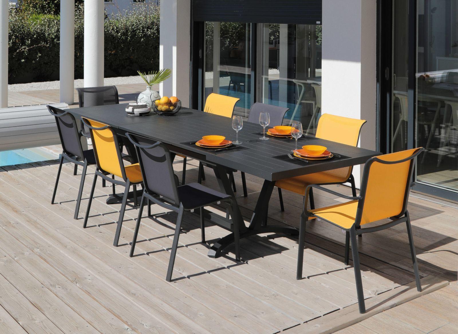 Table Aube 220/300 cm (New)