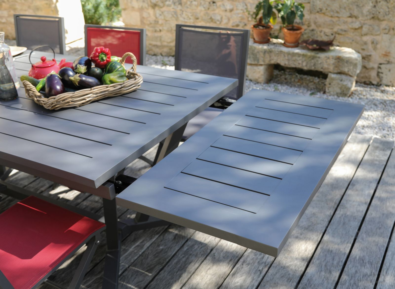 Table Vita 180/230/280 cm