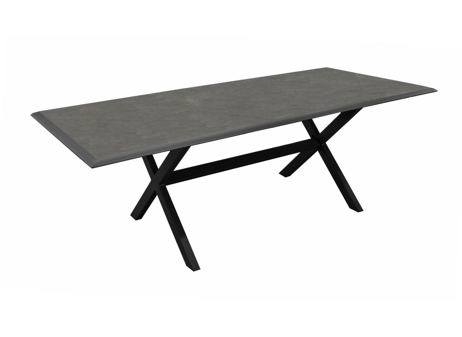 Table Bridge 220 cm, plateau Arpa