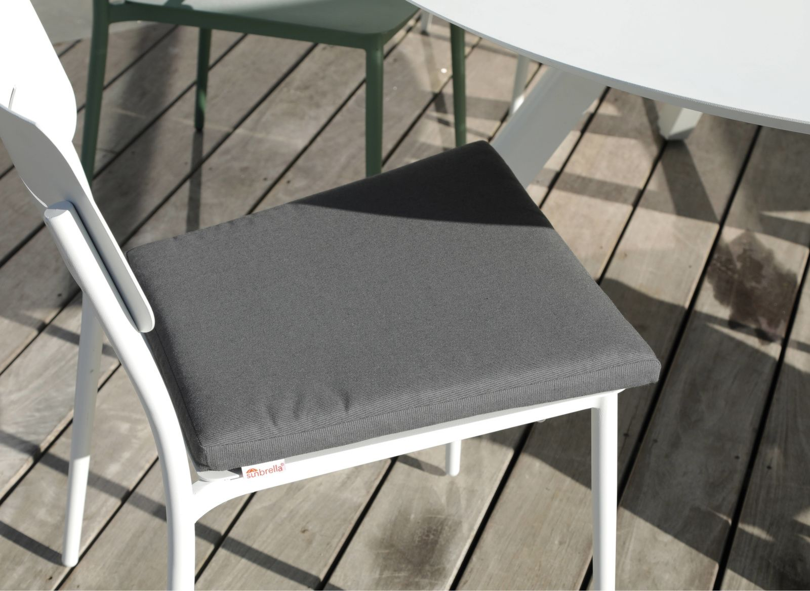 Galette d'assise Chic Sunbrella®