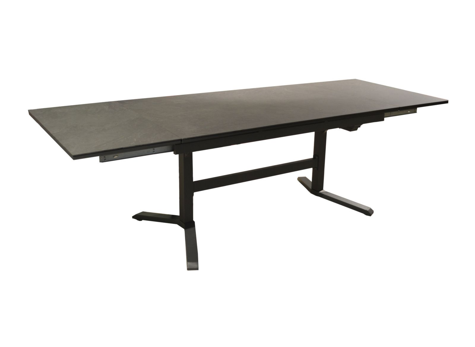 Table Sotta 150/200/250 cm, plateau Arpa