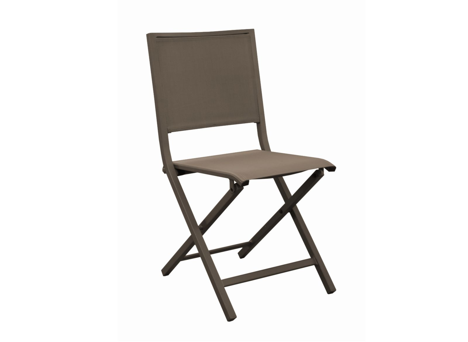 Guéridon Globe 70 cm + 2 chaises Ida