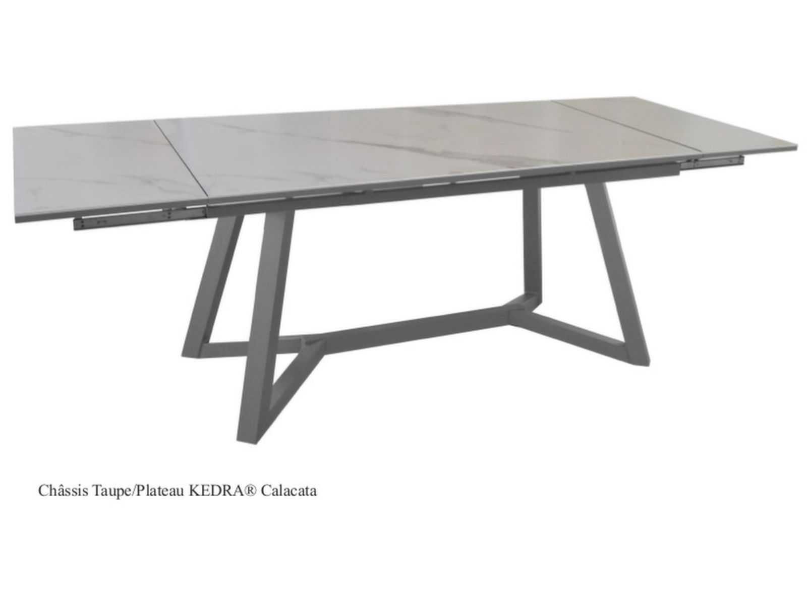 Ma table Agira 17/17/17 cm, plateau Kedra®