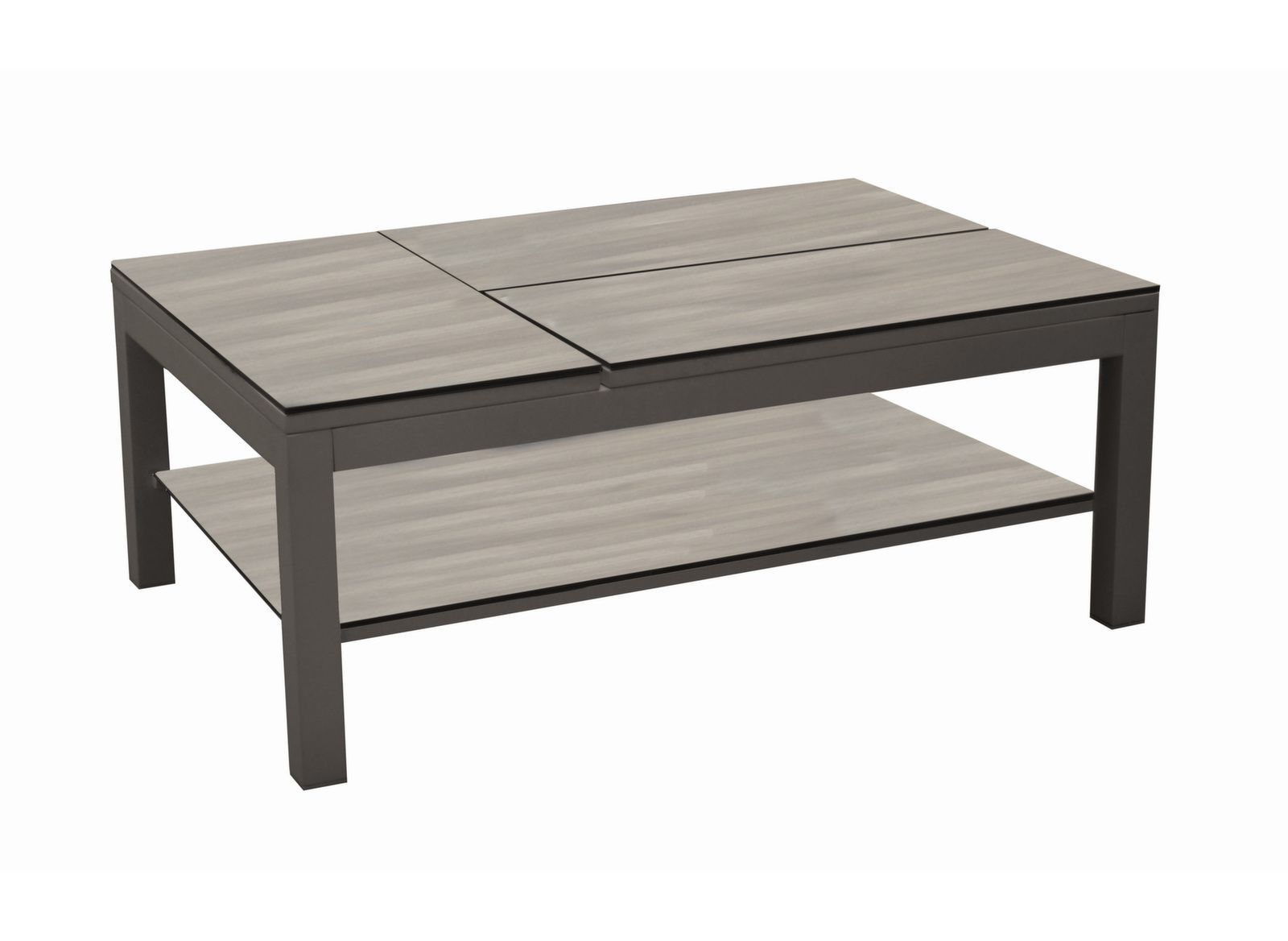Table basse Belle Ile 108 cm, plateau Trespa®