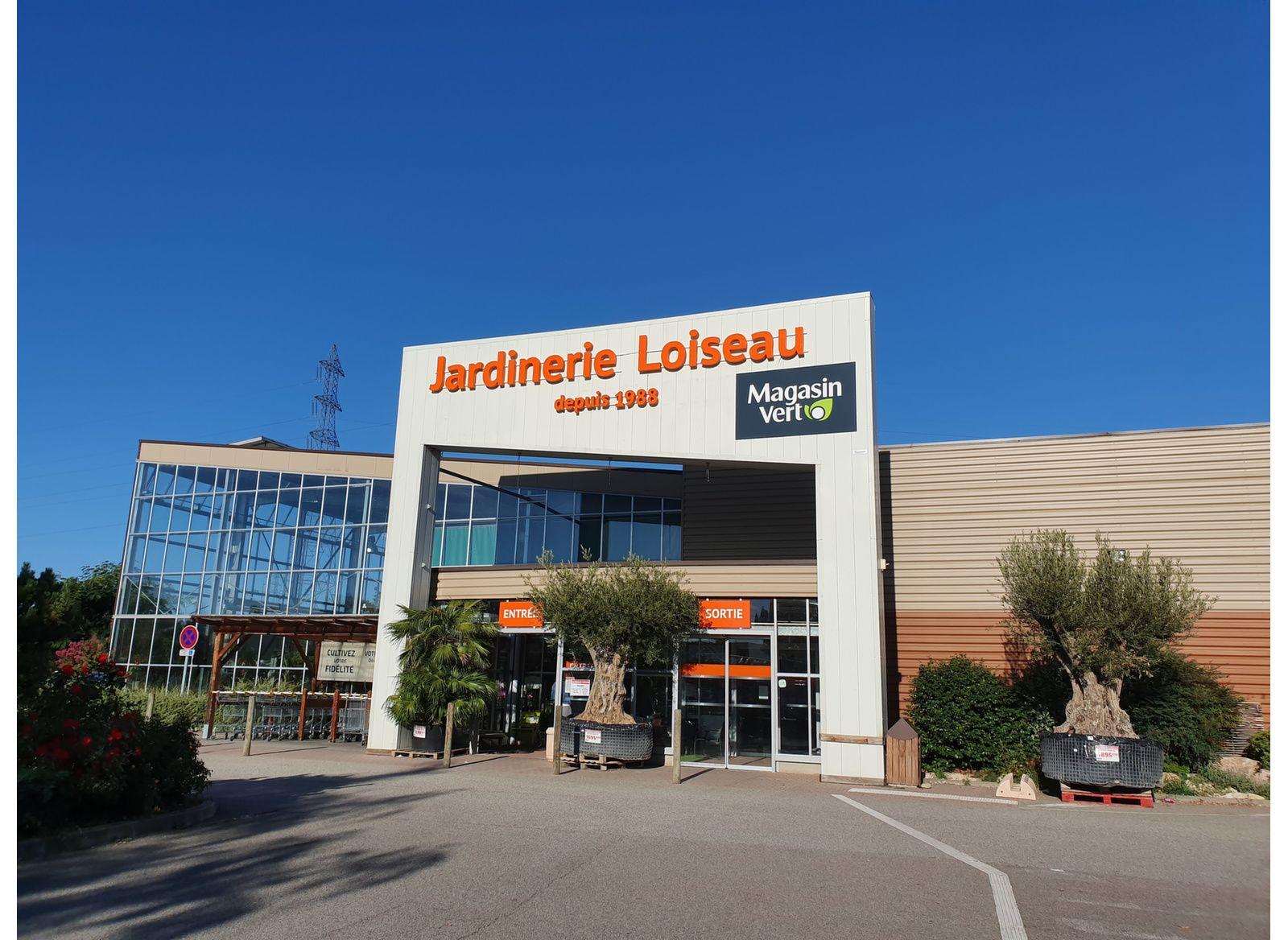 Jardinerie Loiseau Accueil