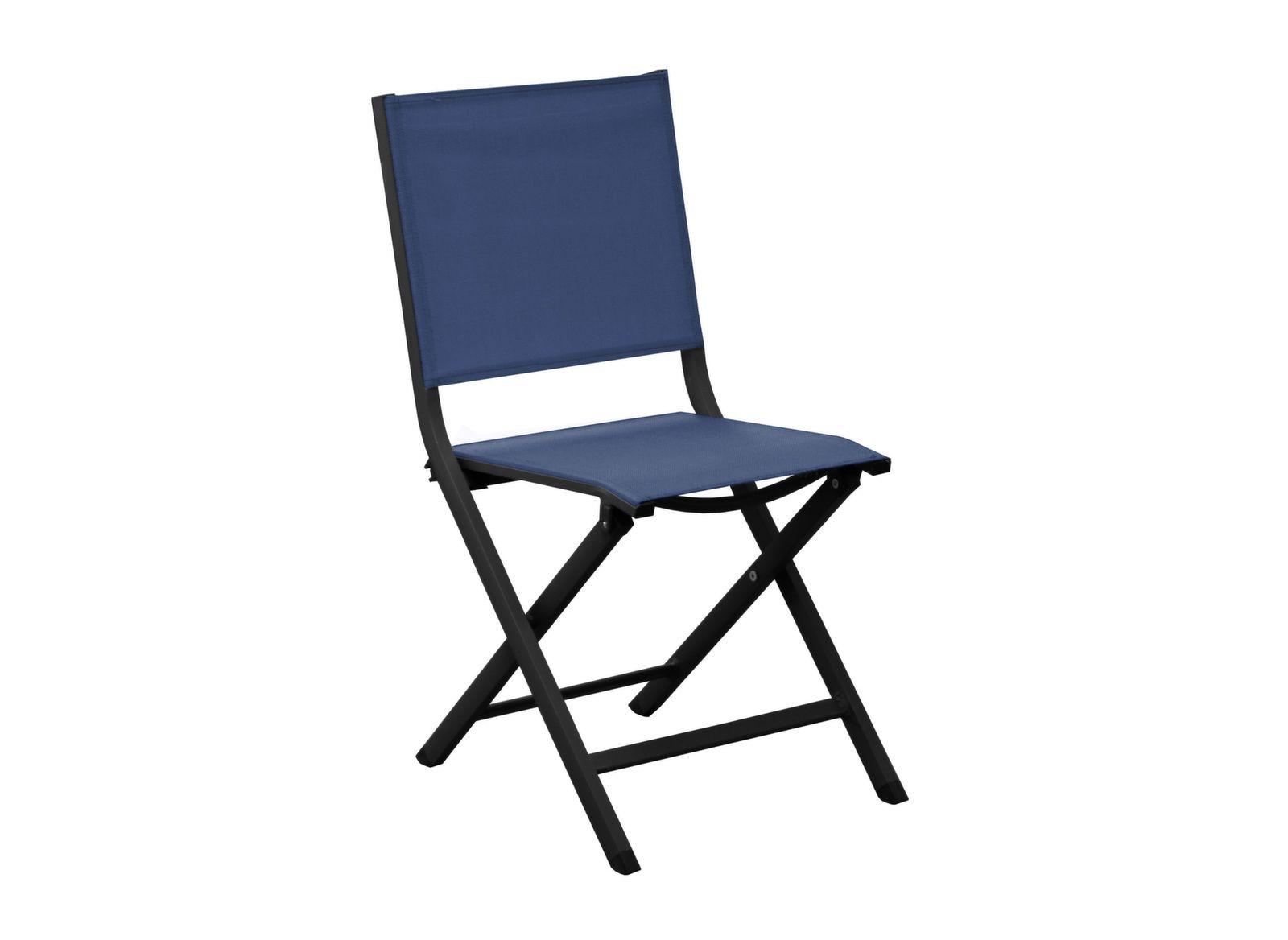 Chaise pliante Thema (finition époxy)