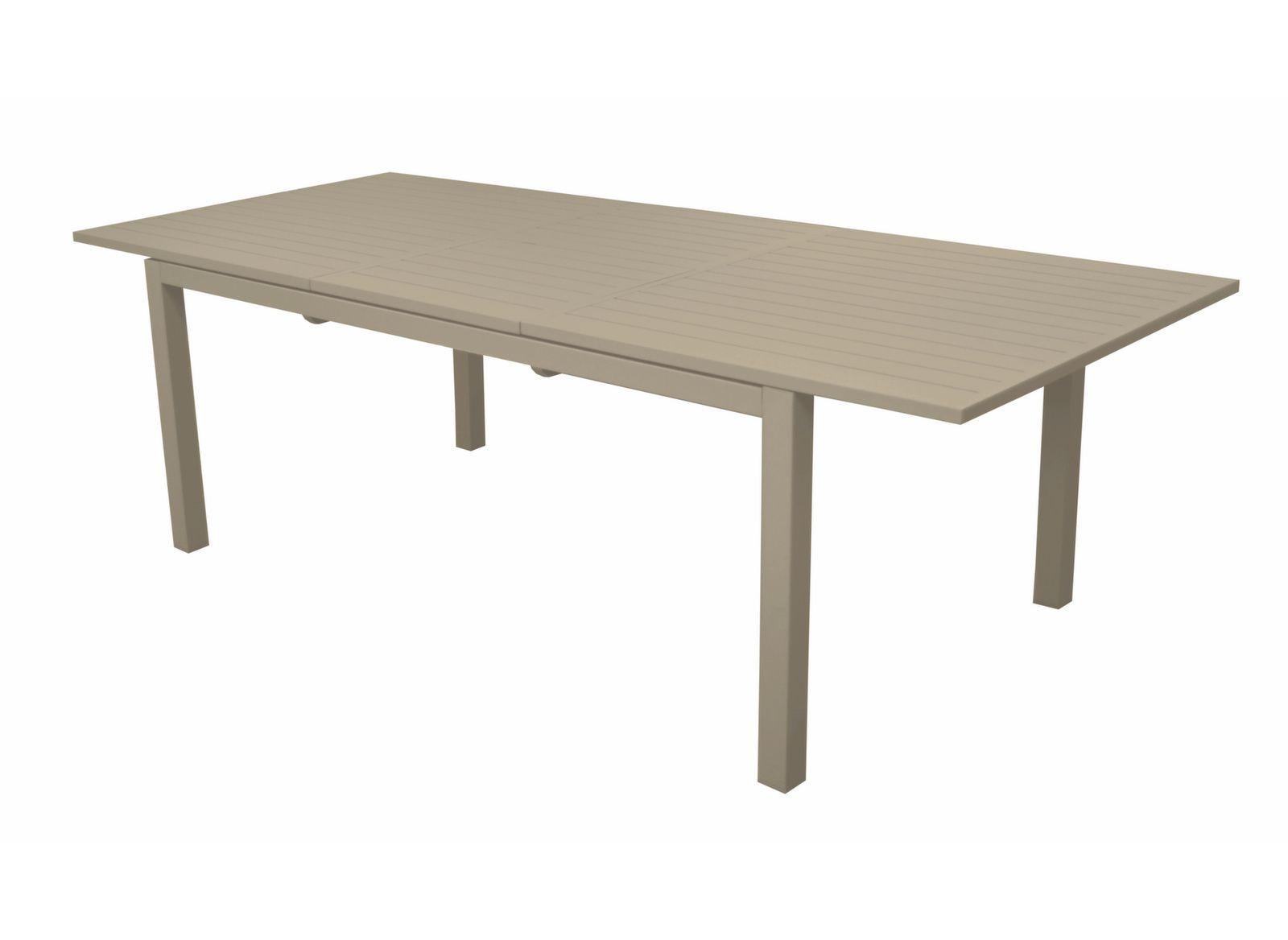 Table Trieste 160/240 cm