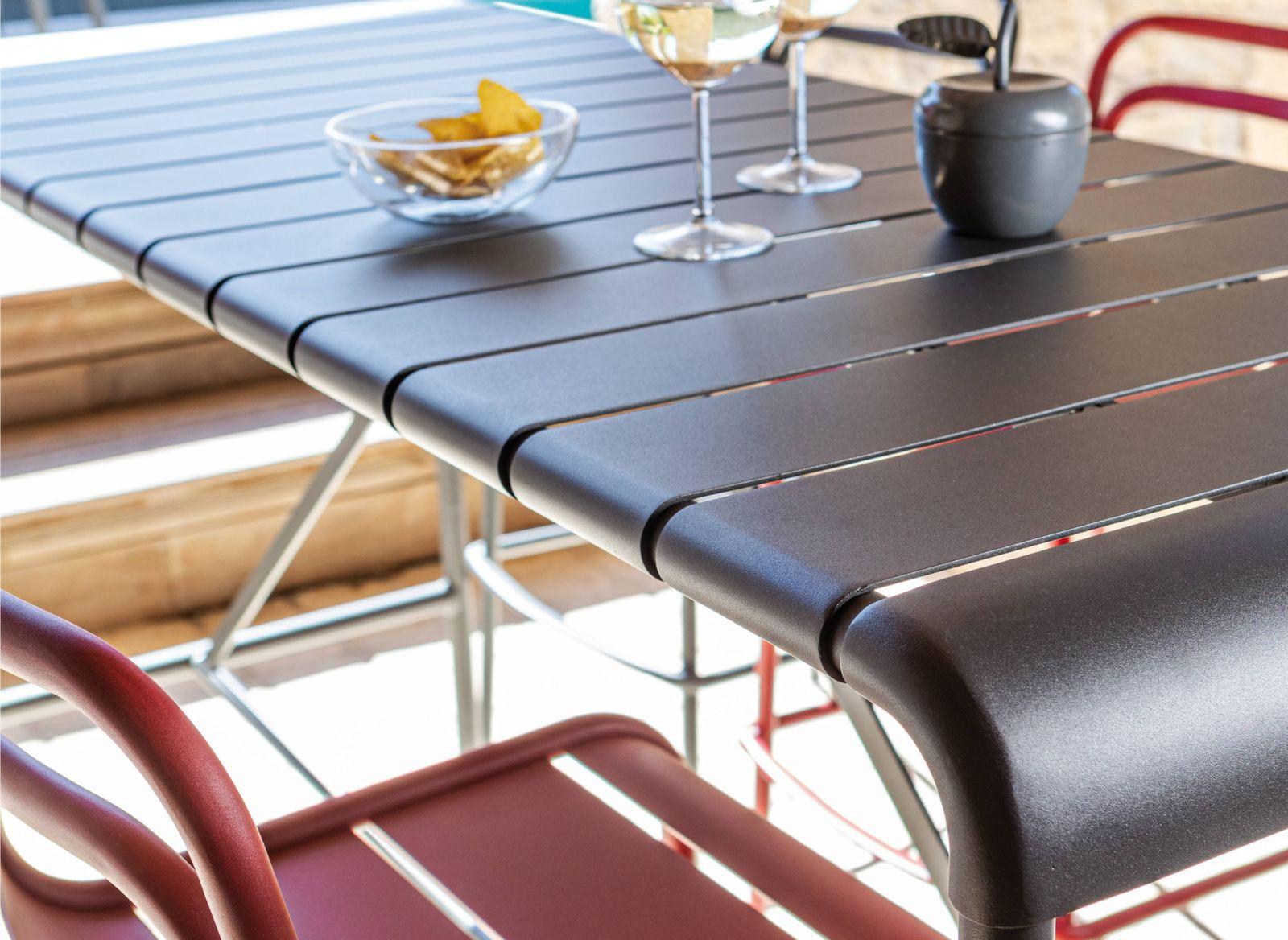 Table haute Bitti 178 cm