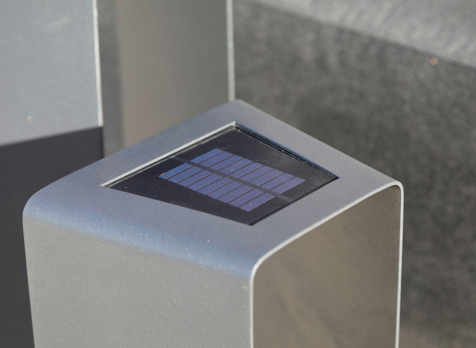 Luminaire Photovoltaïque