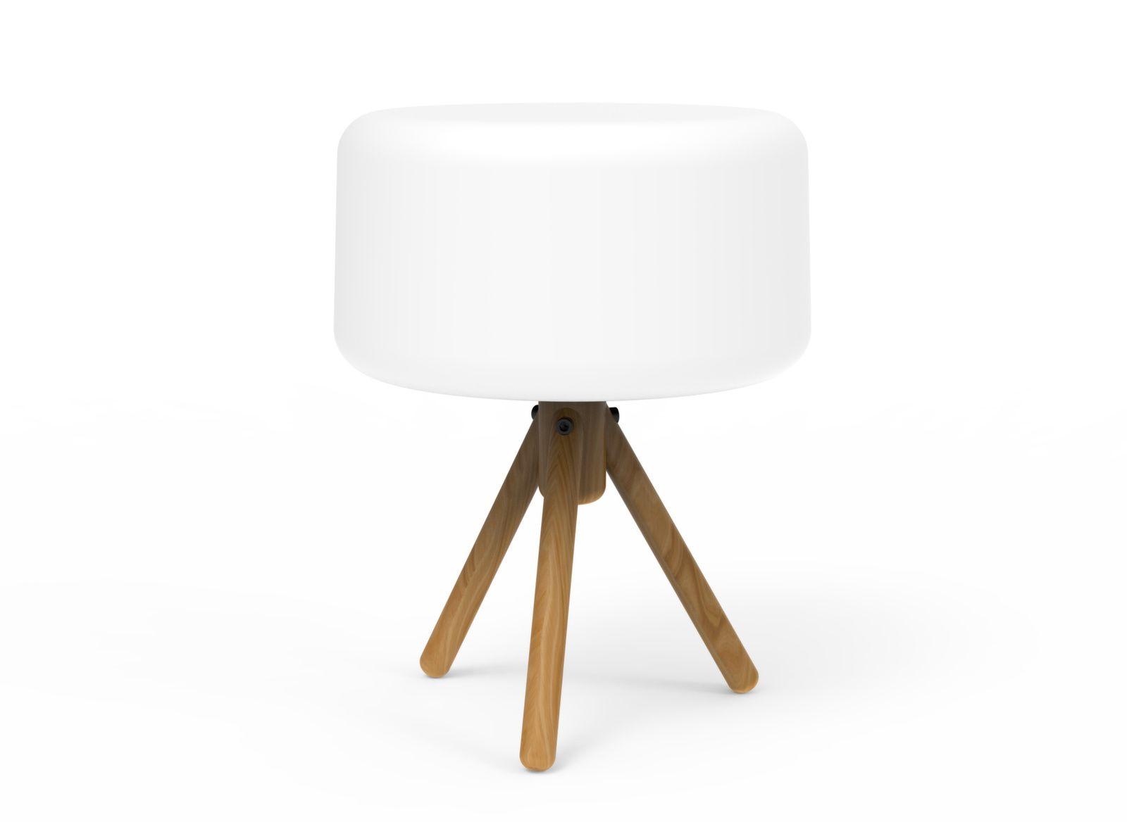 Lampe de table extérieure Trépied Chloé 35