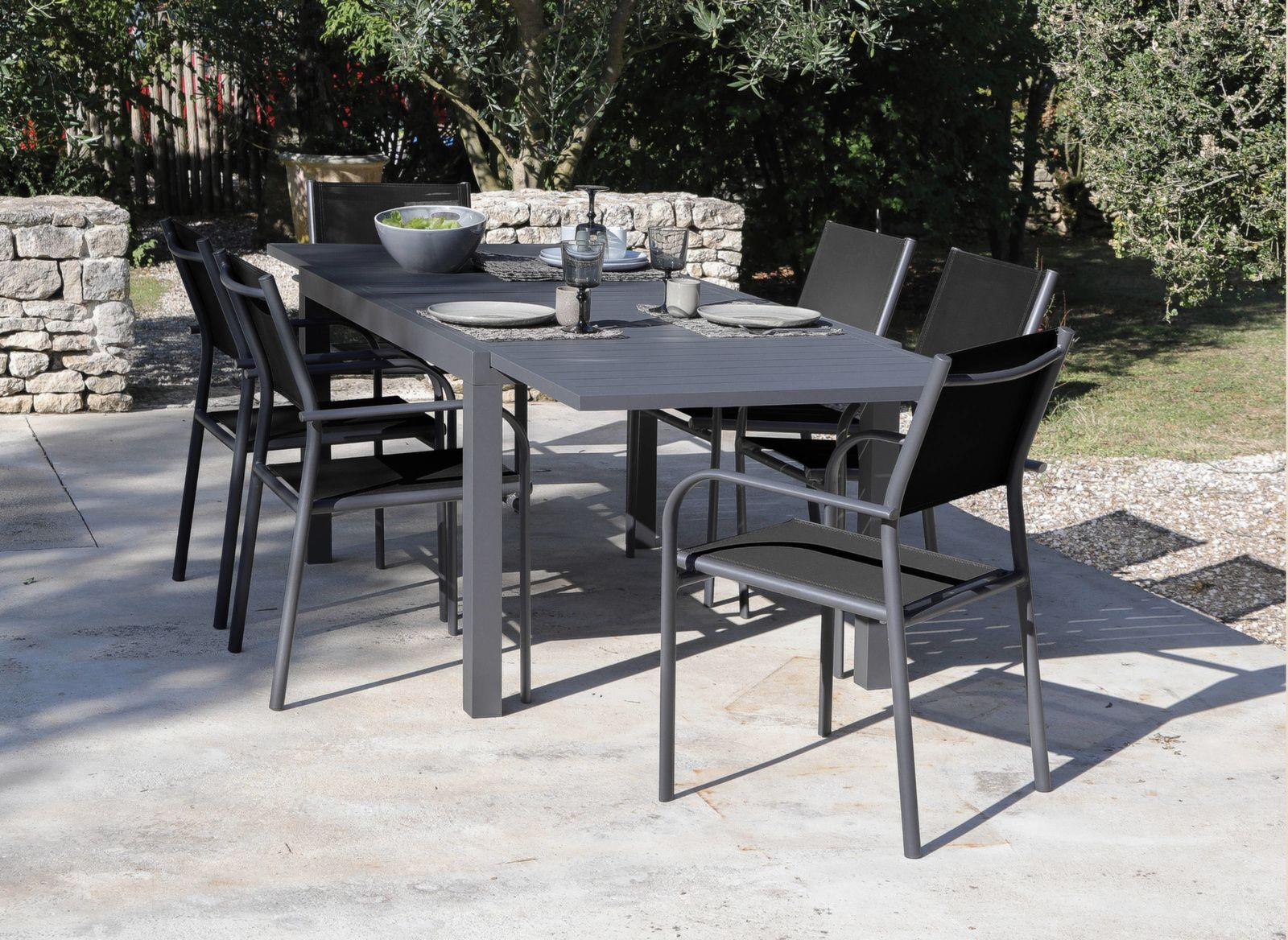 Table Alice 140/240 cm