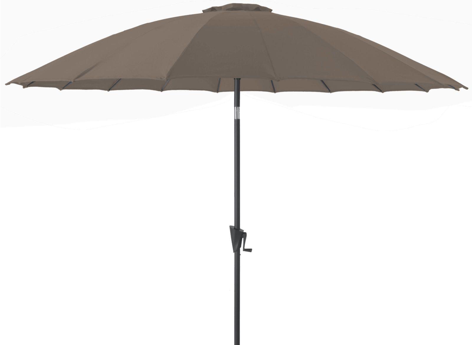 Parasol droit Pagode ø 300 cm