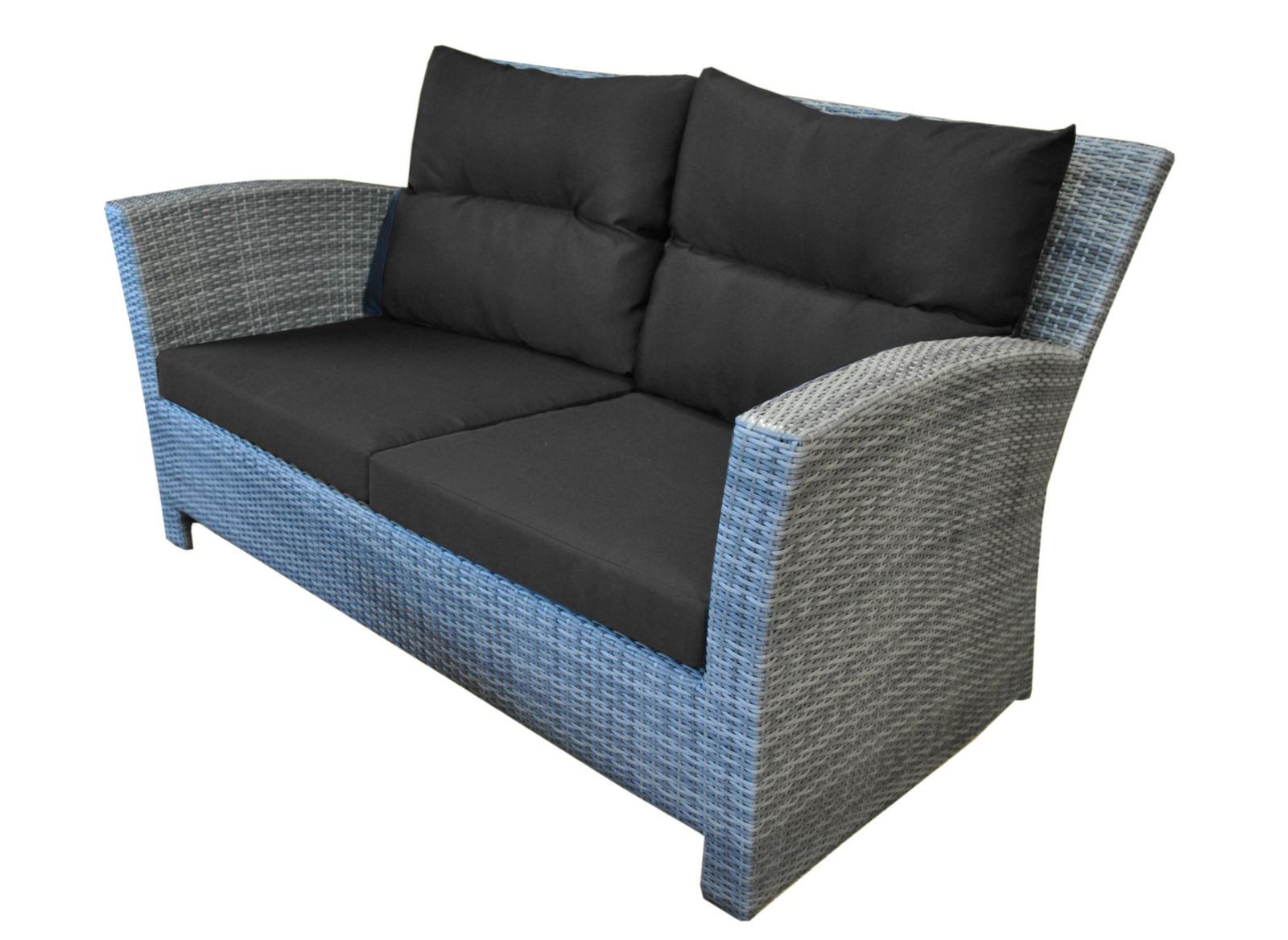 Canap seattle 2 places ice achat canap de jardin for Achat mobilier de jardin en ligne