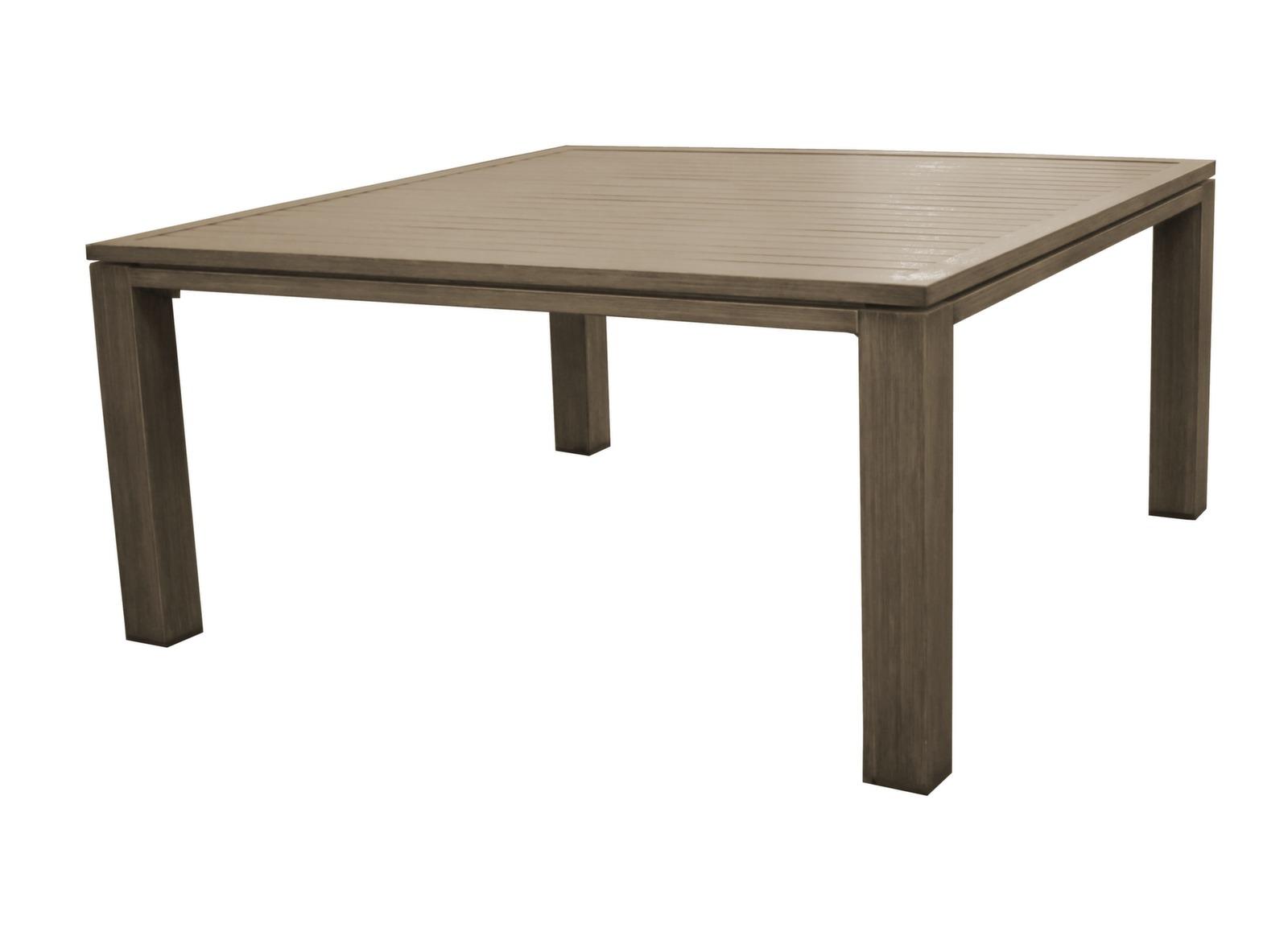 Table de jardin aluminium - Mobilier de jardin - Proloisirs